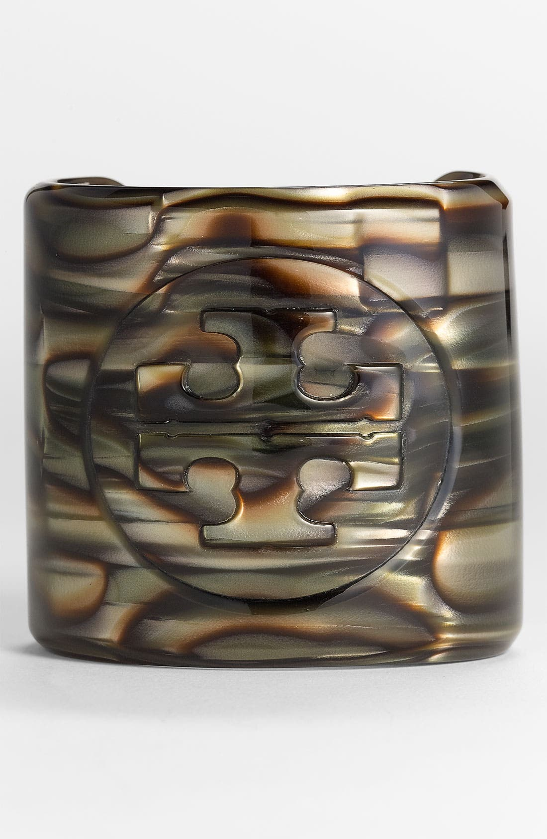 Alternate Image 1 Selected - Tory Burch 'Matteo' Logo Cuff