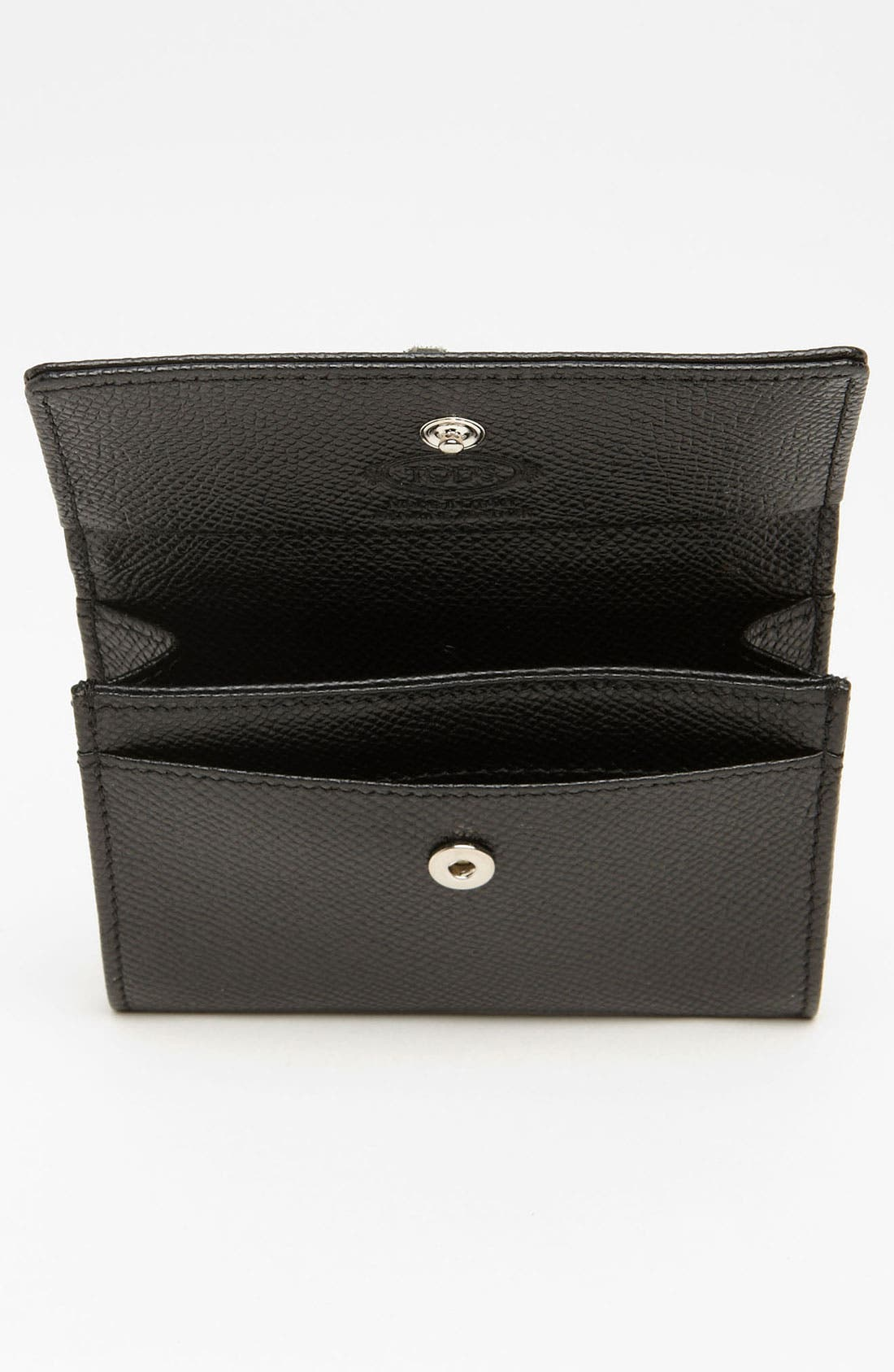 Alternate Image 3  - Tod's 'D Styling - New Mini' Leather Wallet