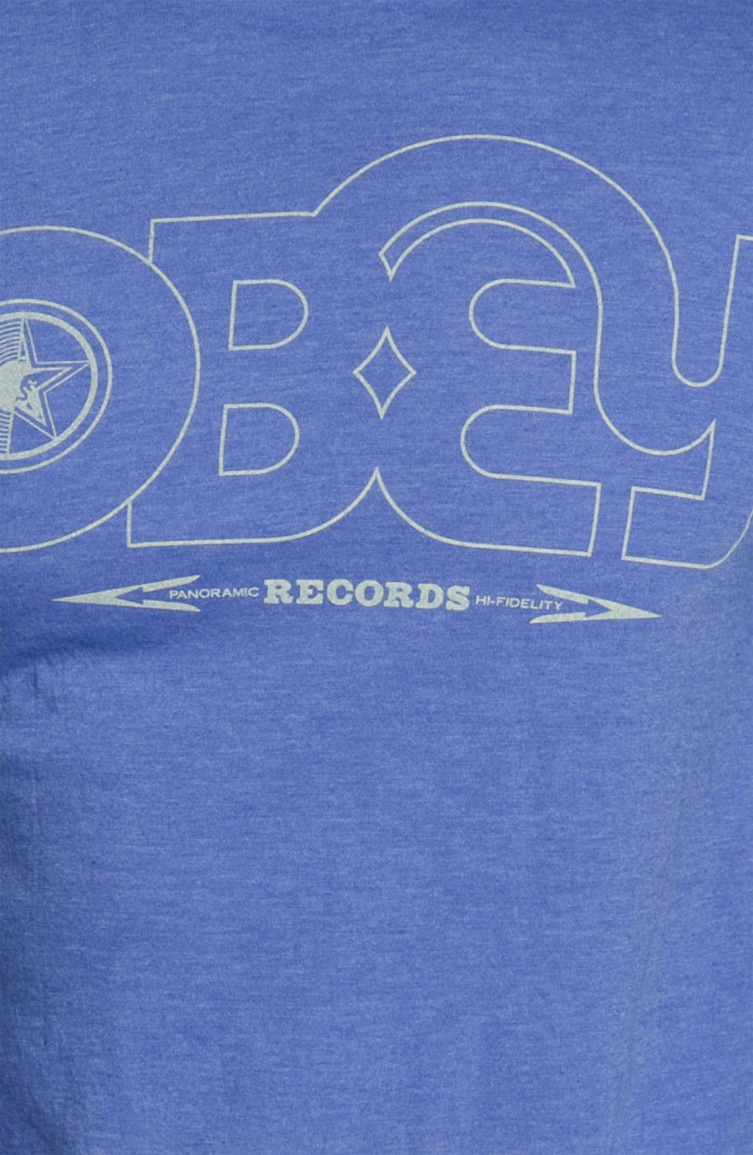 Alternate Image 3  - Obey 'Voices Records' T-Shirt