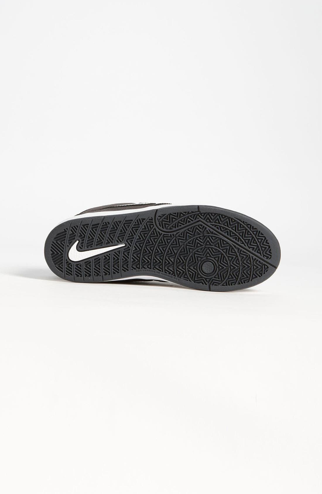 Alternate Image 4  - Nike 'Mavrk Mid 3' Sneaker (Big Kid)
