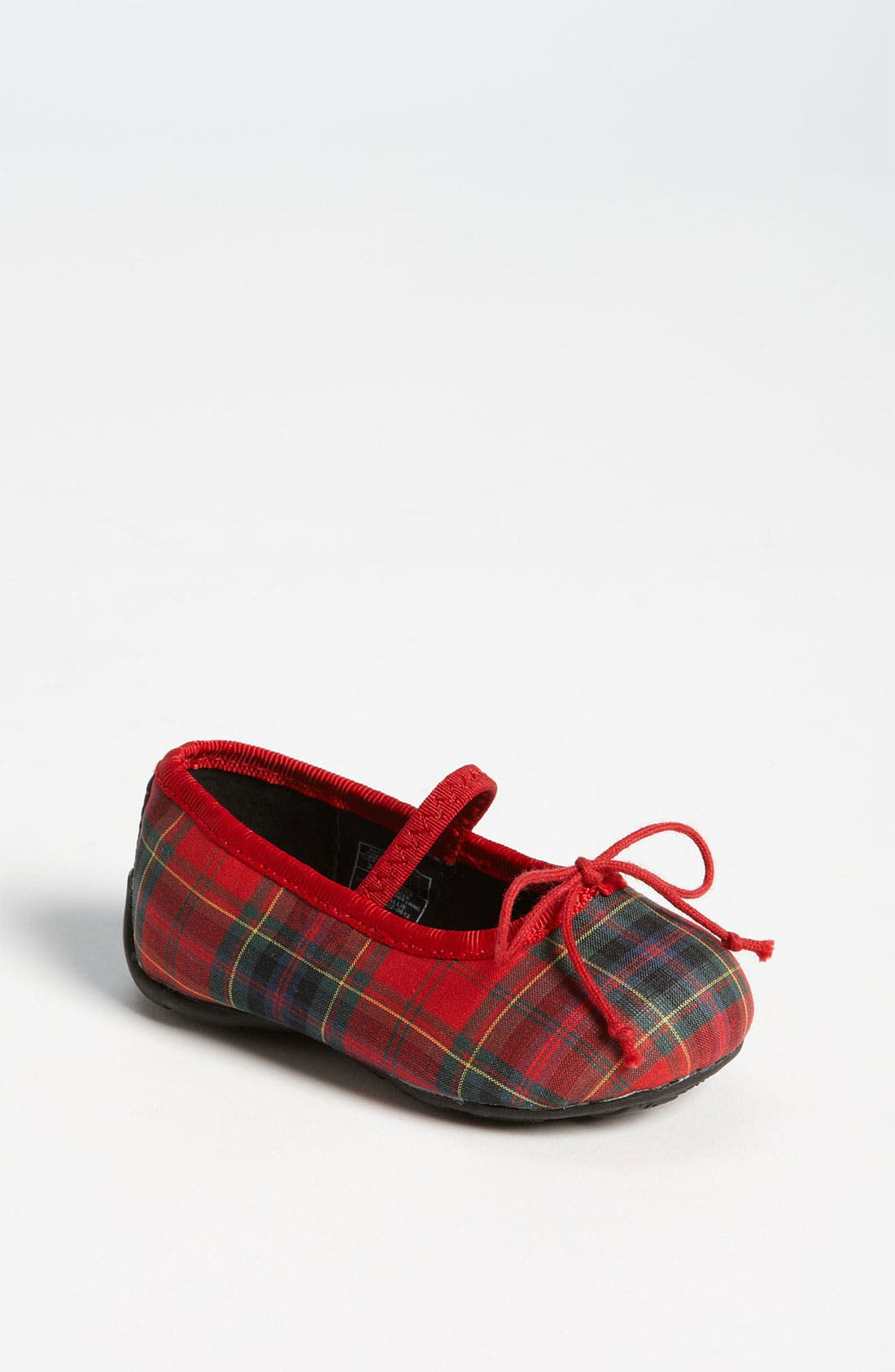 Main Image - Ralph Lauren Layette Crib Shoe (Baby)