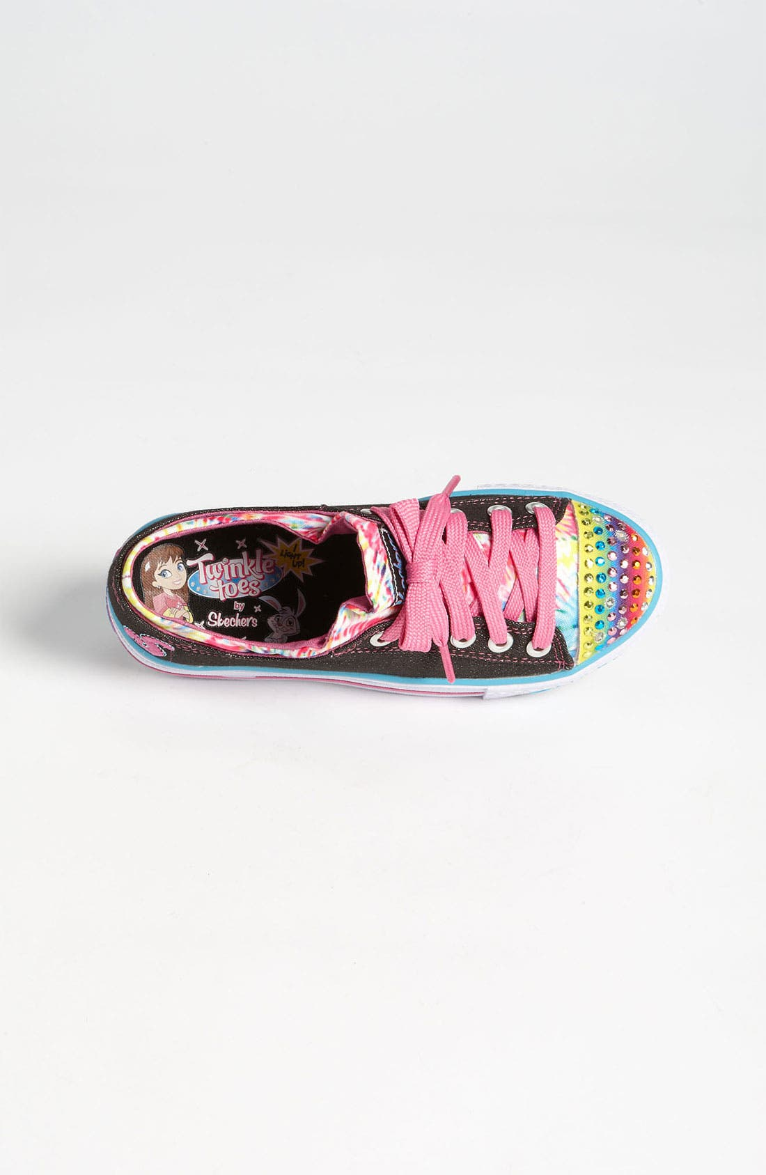 Alternate Image 3  - SKECHERS 'Shuffle Ups - Much Love' Sneaker (Toddler & Little Kid)
