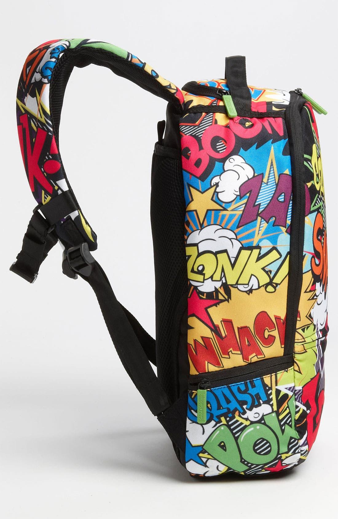 Alternate Image 2  - Sprayground 'POW' Backpack