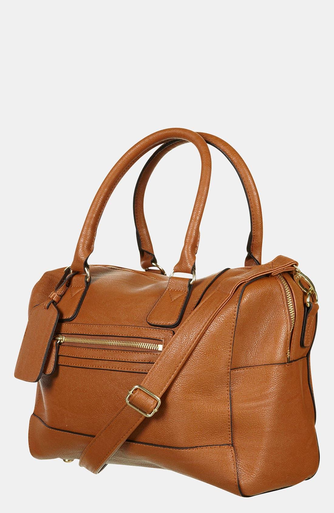 Main Image - Topshop Bowling Bag