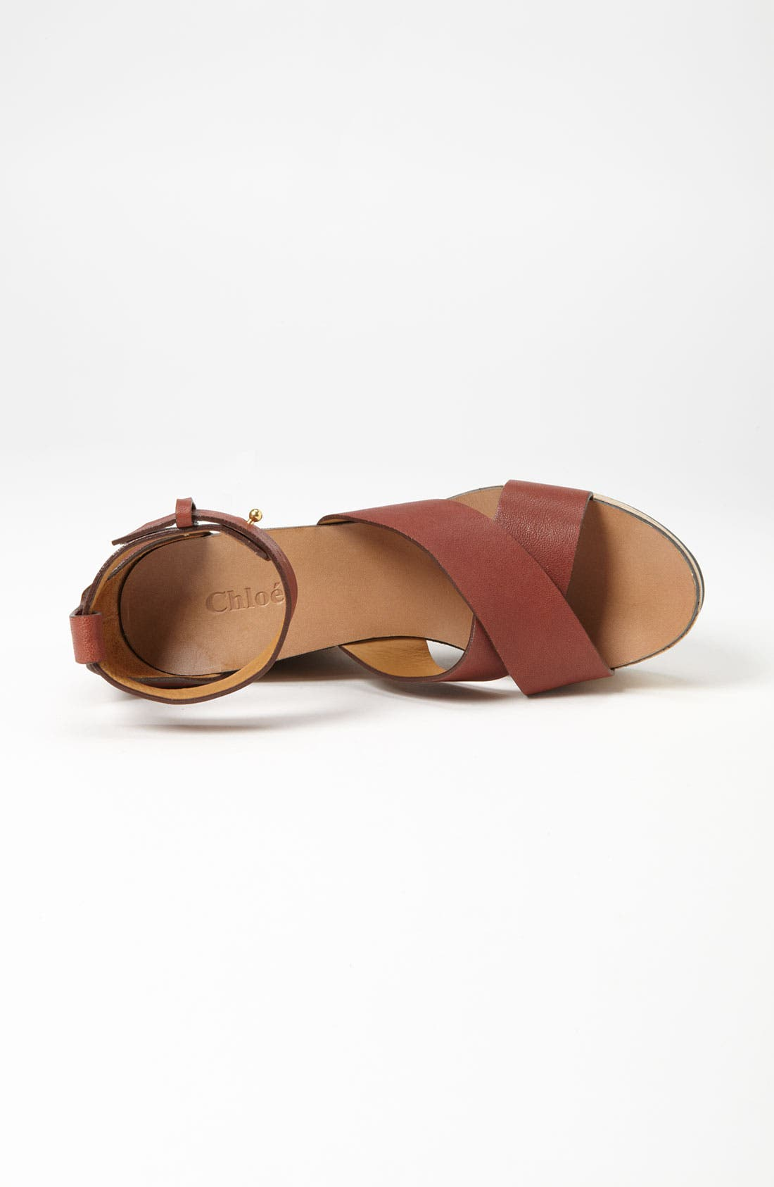 Alternate Image 3  - Chloé Cork Sandal