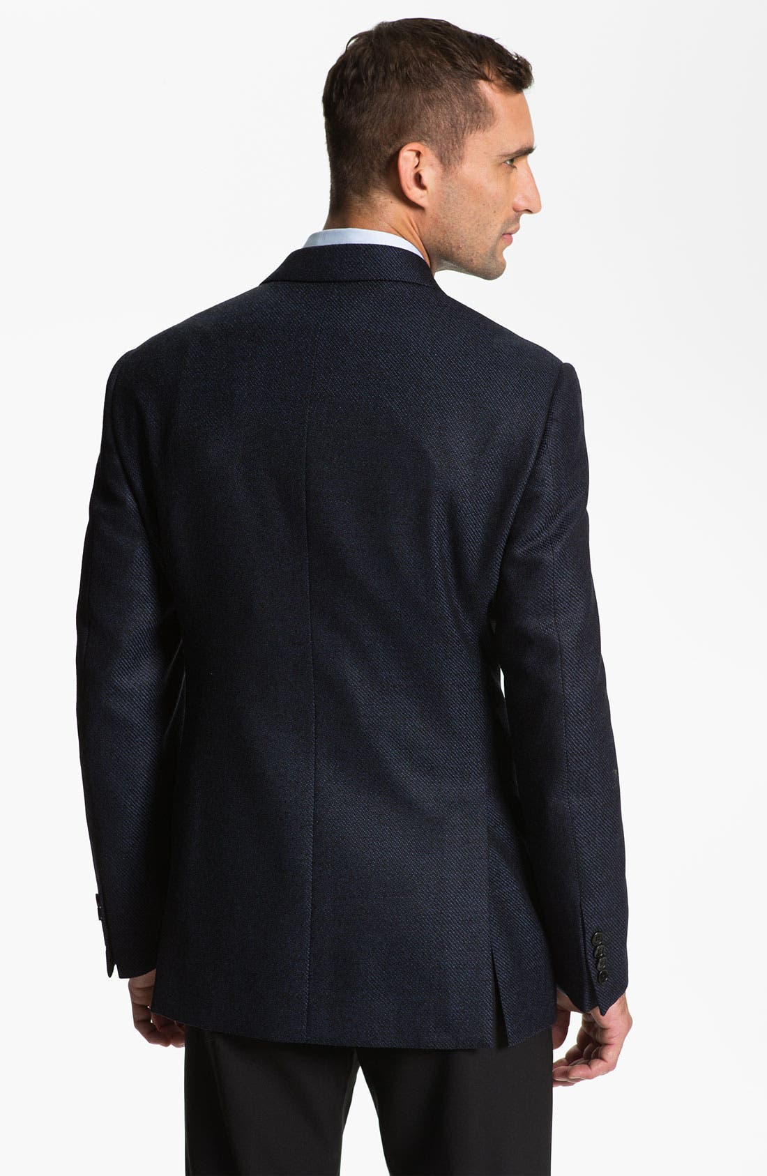 Alternate Image 2  - Armani Collezioni 'Giorgio' Trim Fit Sportcoat