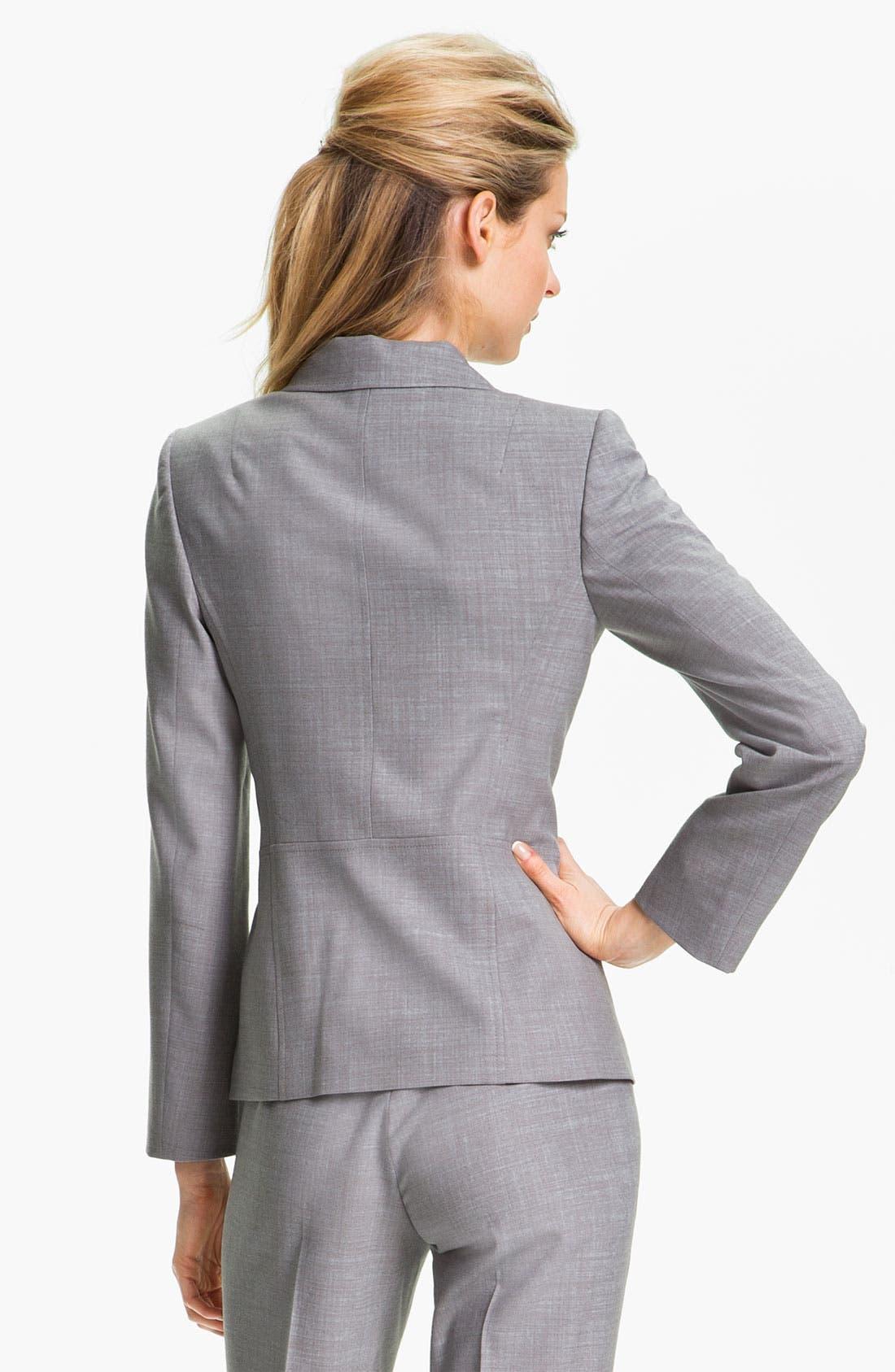 Alternate Image 2  - Santorelli 'Elena' Jacket