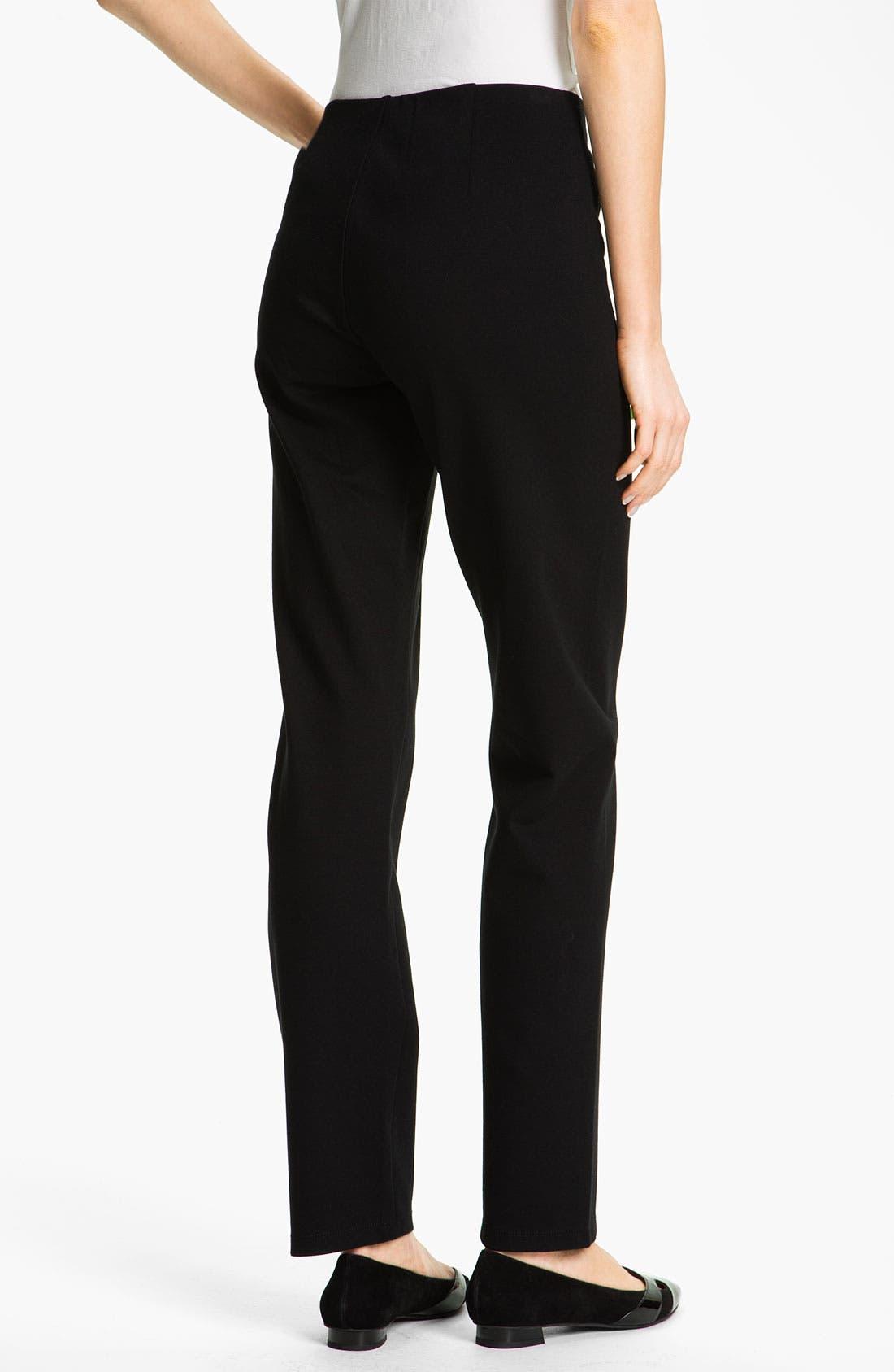 Alternate Image 2  - Eileen Fisher Slim Pants