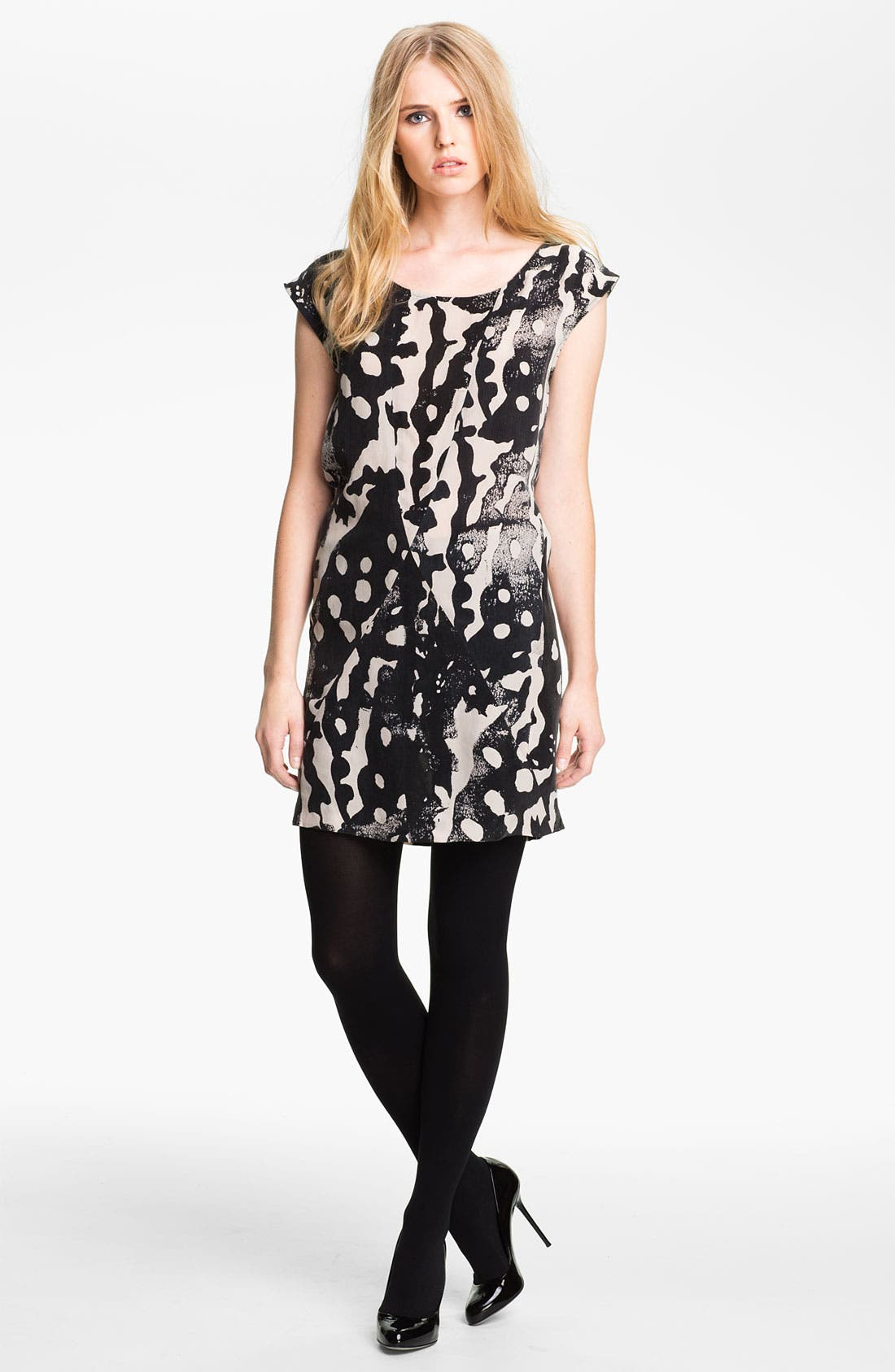 Main Image - Kelly Wearstler 'Mariner' Atlantis Print Sheath Dress