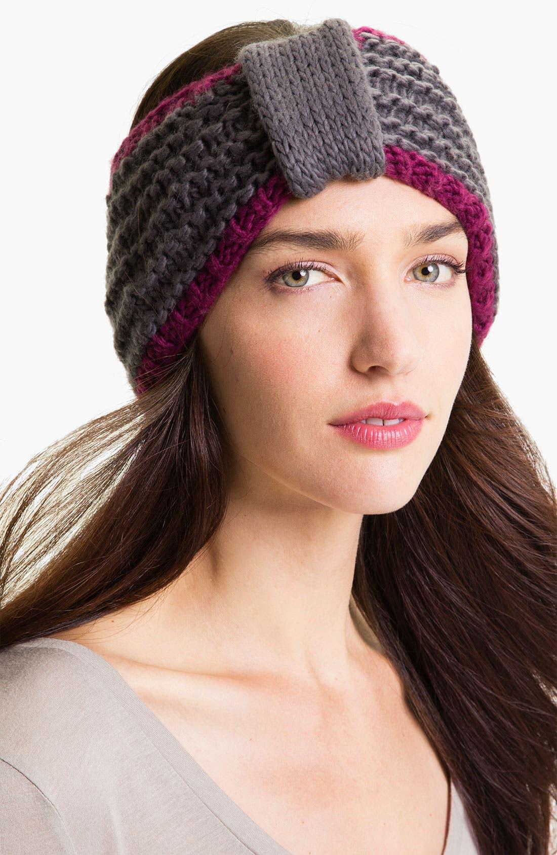 Alternate Image 1 Selected - Hinge® Knit Head Wrap