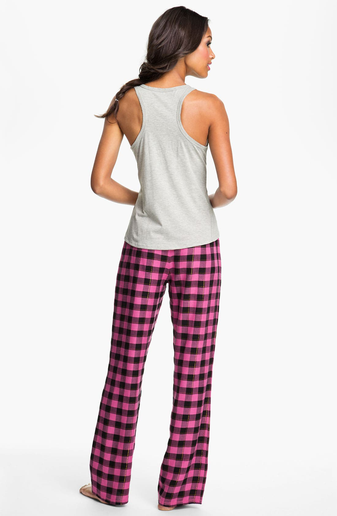 Alternate Image 5  - Steve Madden 'Pattern Play' Plaid Pants