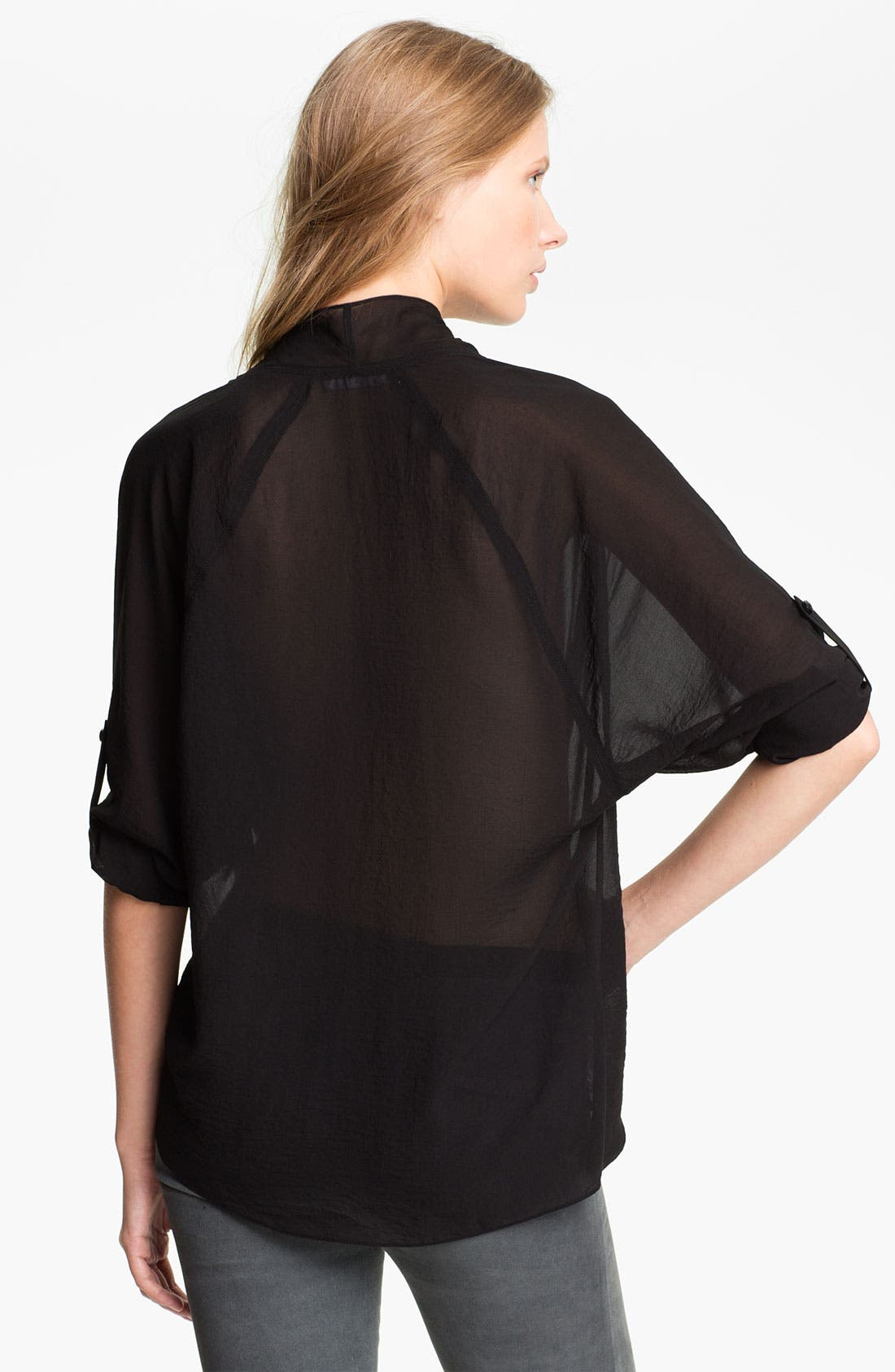 Alternate Image 2  - Helmut Lang 'Lyra' Twist Front Blouse