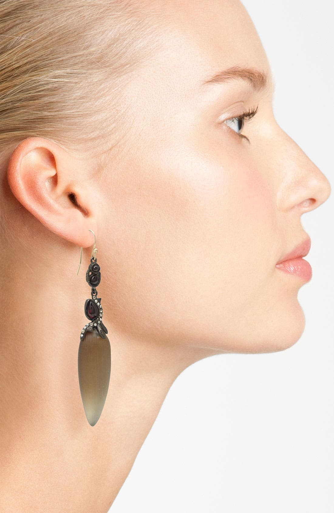 Alternate Image 2  - Alexis Bittar 'Allegory' Elongated Drop Earrings (Nordstrom Exclusive)