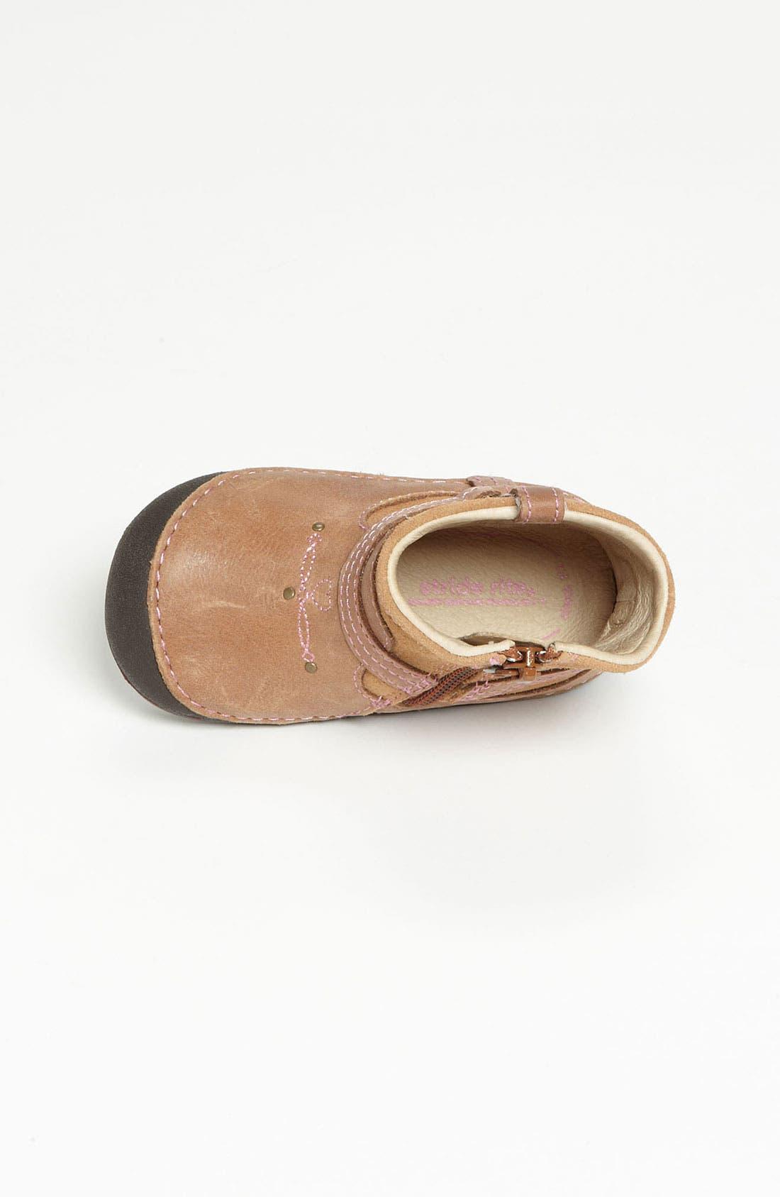 Alternate Image 3  - Stride Rite 'Heather' Boot (Baby & Walker)