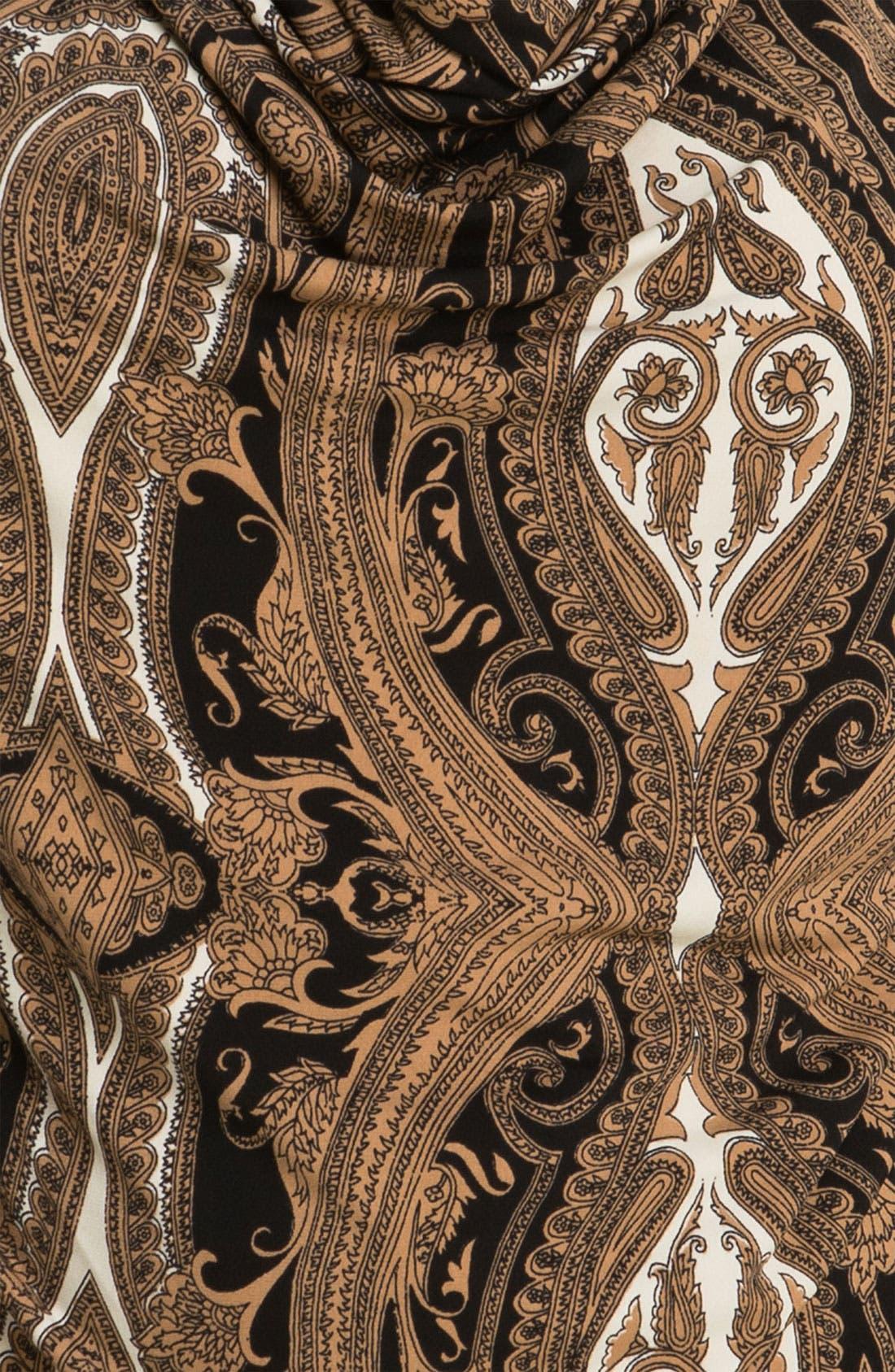 Alternate Image 3  - MICHAEL Michael Kors 'Chateau' Cowl Neck Top (Plus)