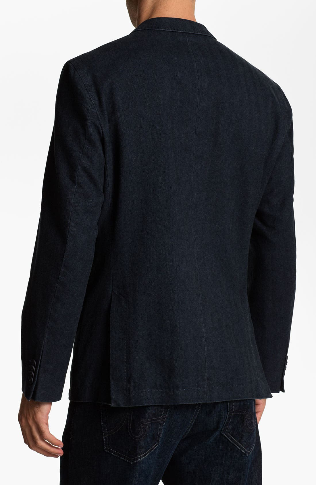 Alternate Image 2  - BOSS Black 'Miles' Trim Fit Blazer
