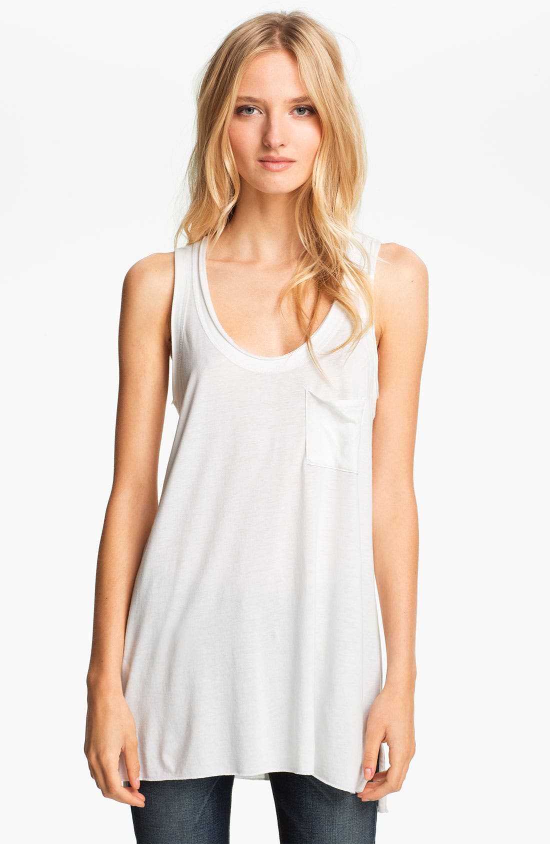 Alternate Image 1 Selected - rag & bone Pocket Tank