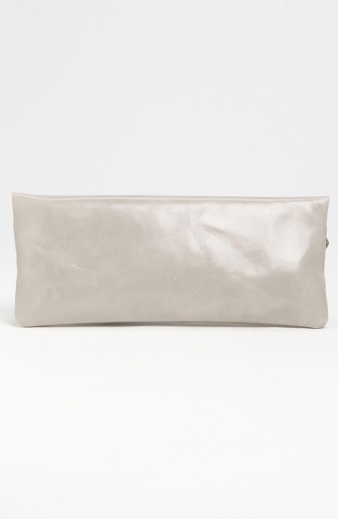 Alternate Image 2  - Hobo 'Effe - Small' Glazed Leather Wallet