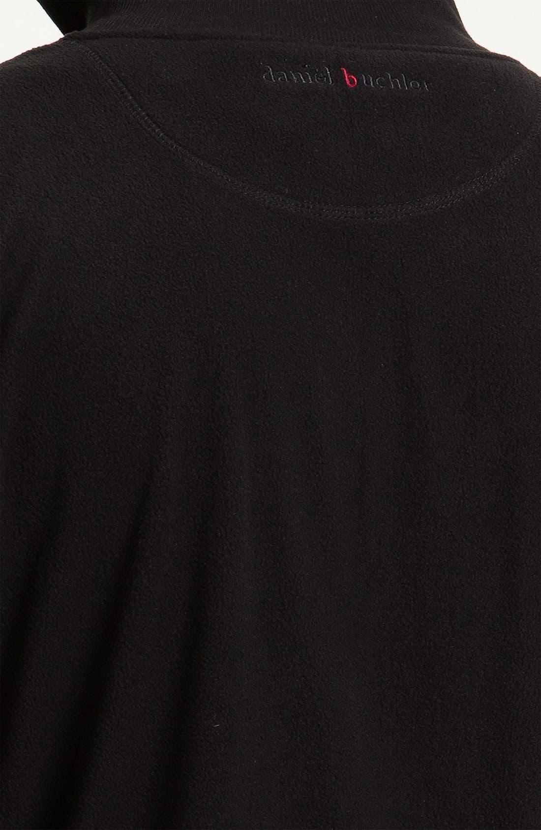 Alternate Image 3  - Daniel Buchler Lightweight Fleece Track Jacket