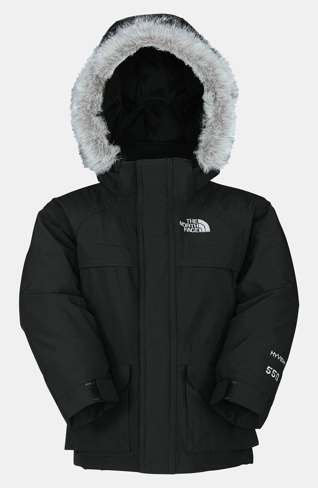 Alternate Image 1 Selected - The North Face 'McMurdo' Waterproof Insulated Parka (Toddler)