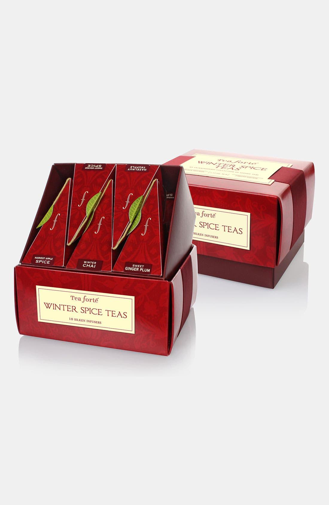 Alternate Image 2  - Tea Forté 'Winter Spice - Petite' Boxed Tea