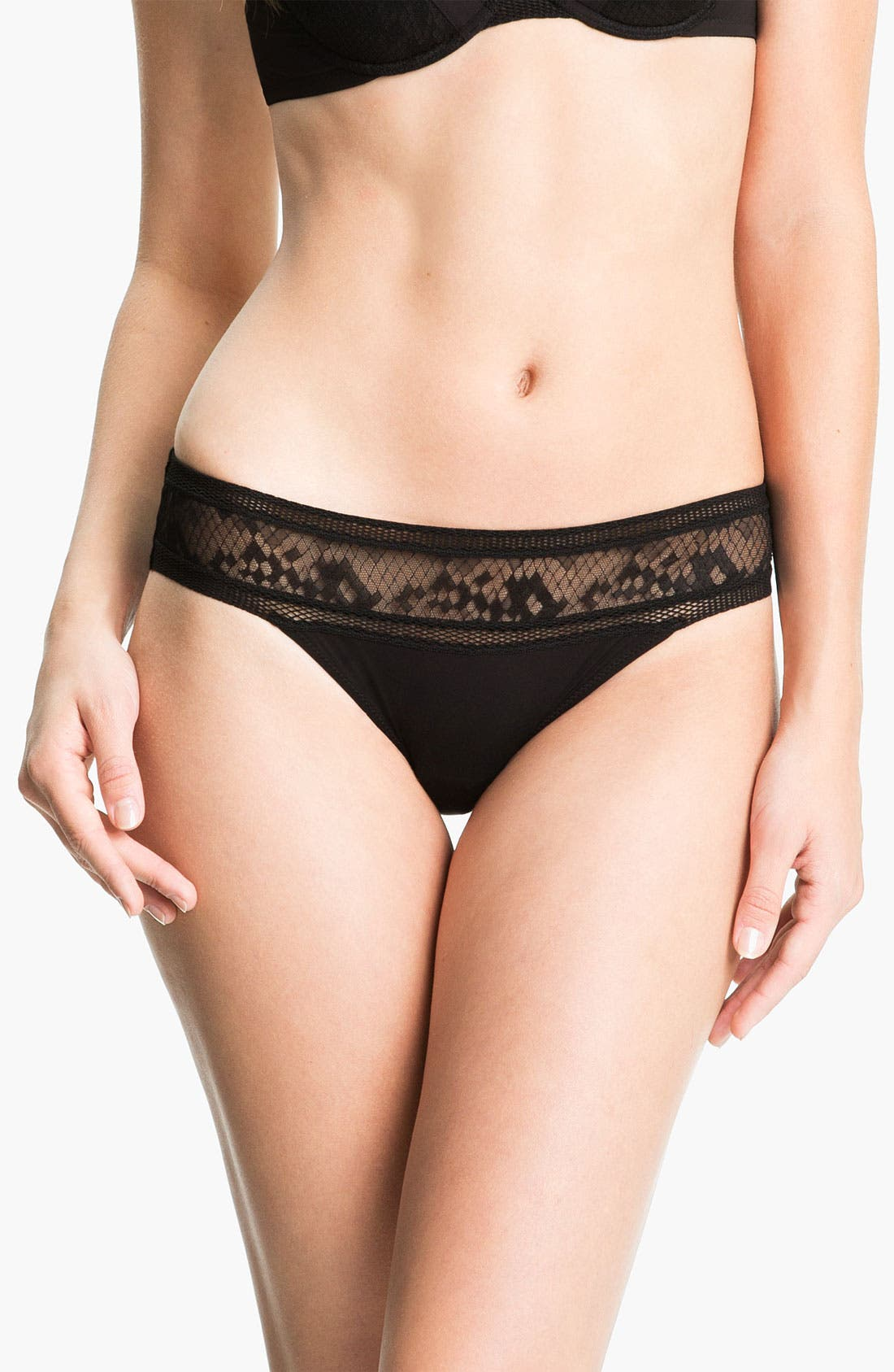 Alternate Image 1 Selected - La Perla Hipster Briefs