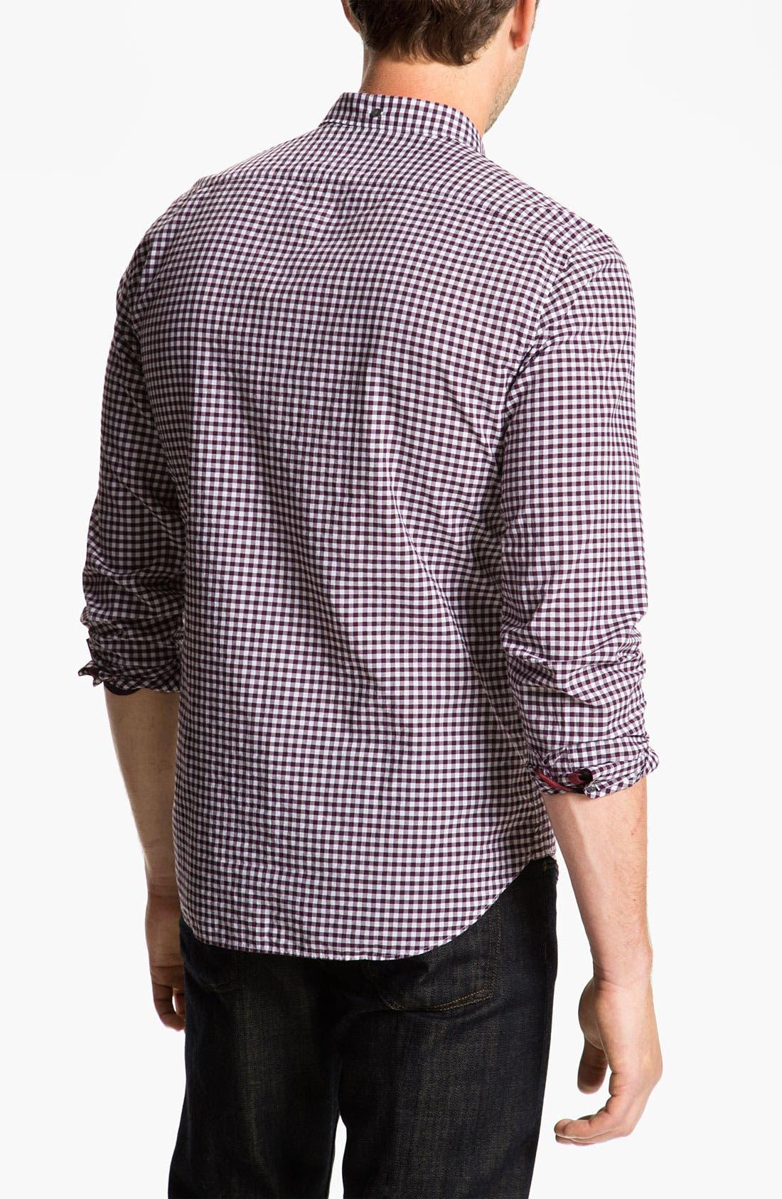Alternate Image 2  - Burberry Brit Woven Sport Shirt
