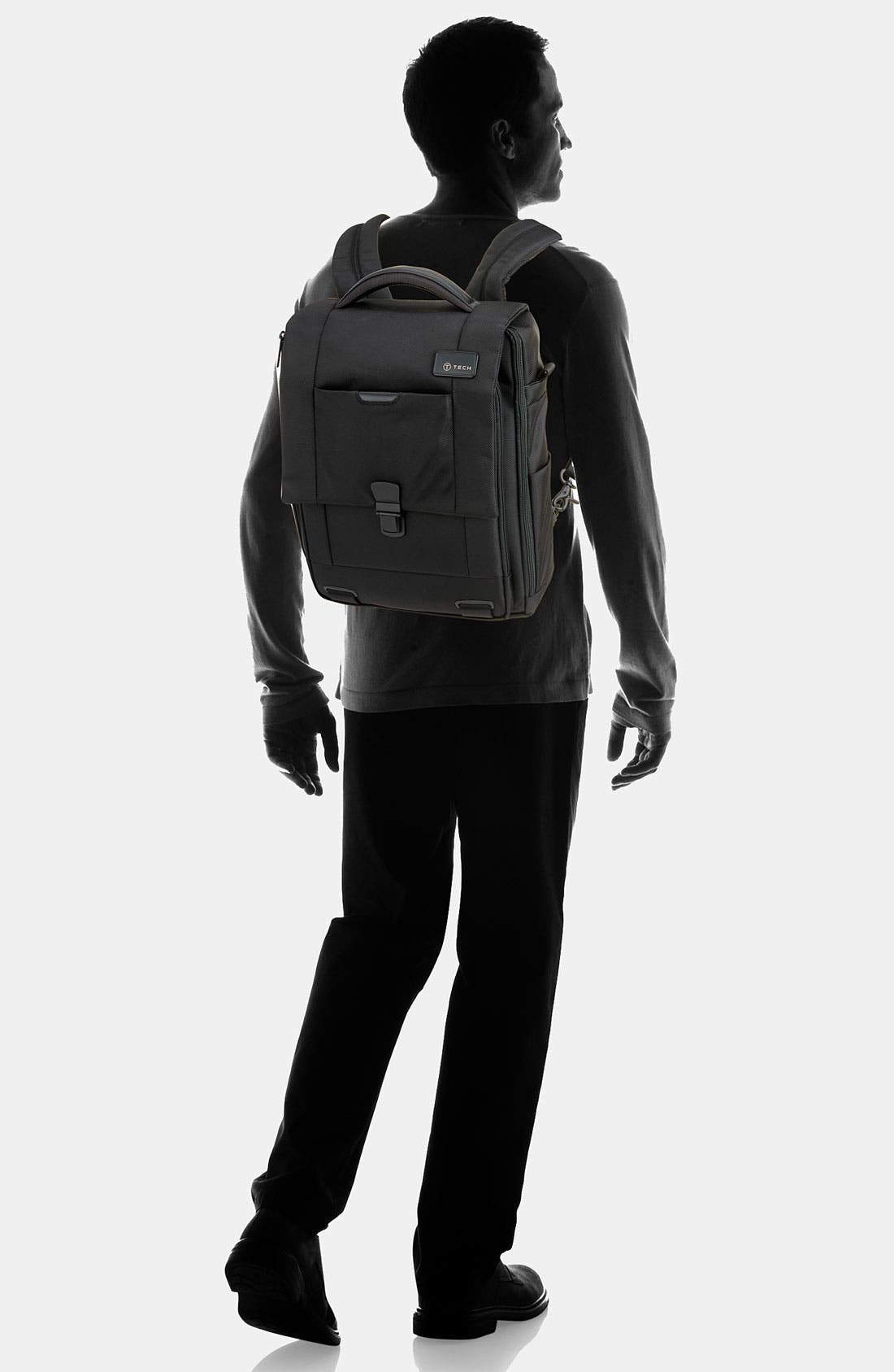 Alternate Image 6  - Tumi 'T-Tech Network' Convertible Laptop Briefcase