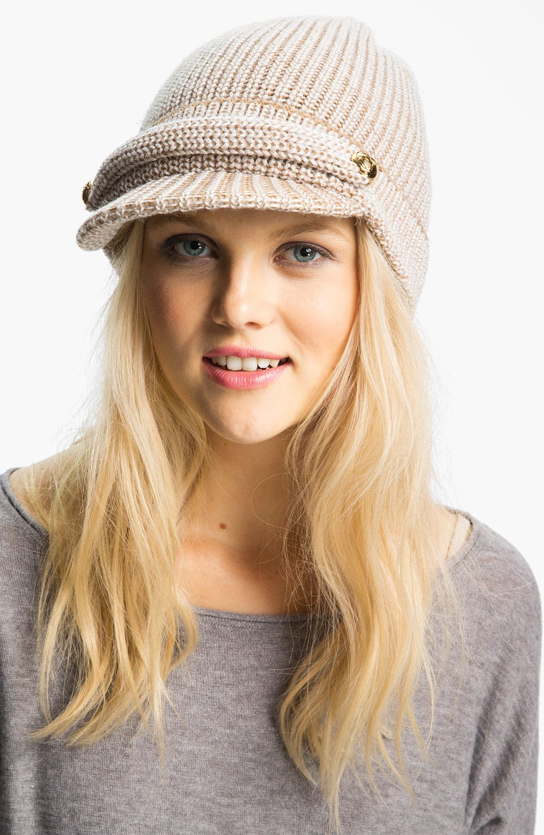 Alternate Image 1 Selected - MICHAEL Michael Kors Newsboy Cap