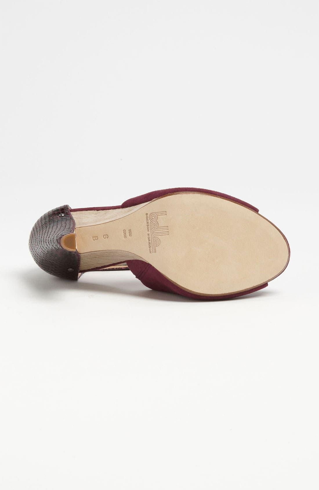 Alternate Image 4  - Belle by Sigerson Morrison 'Marilyn' Sandal