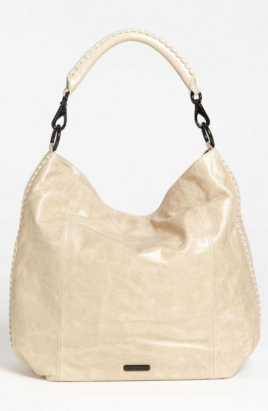 Alternate Image 4  - Rebecca Minkoff 'Drew' Whipstitch Hobo