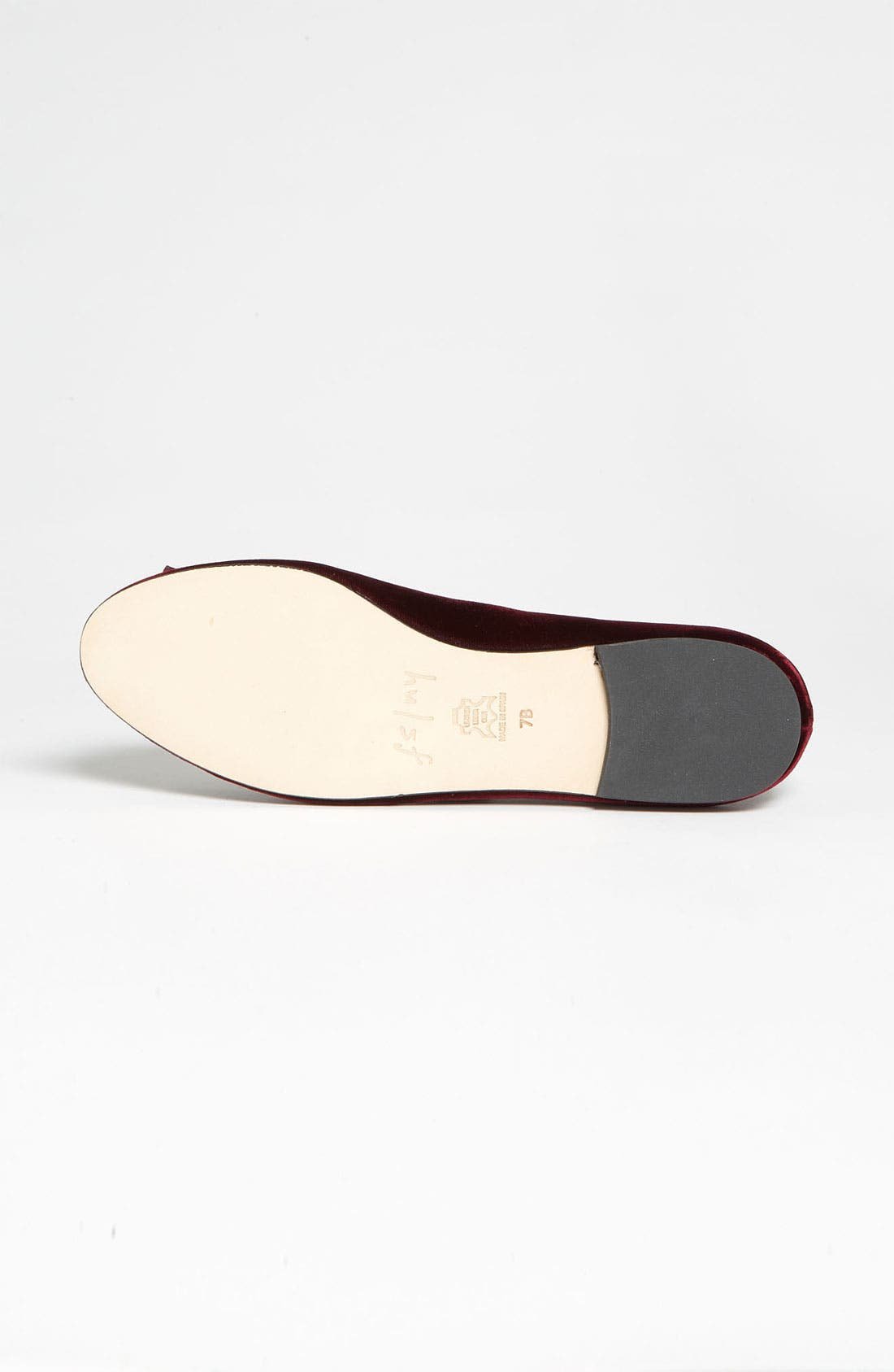 Alternate Image 4  - French Sole 'Gorgeous' Ballet Flat