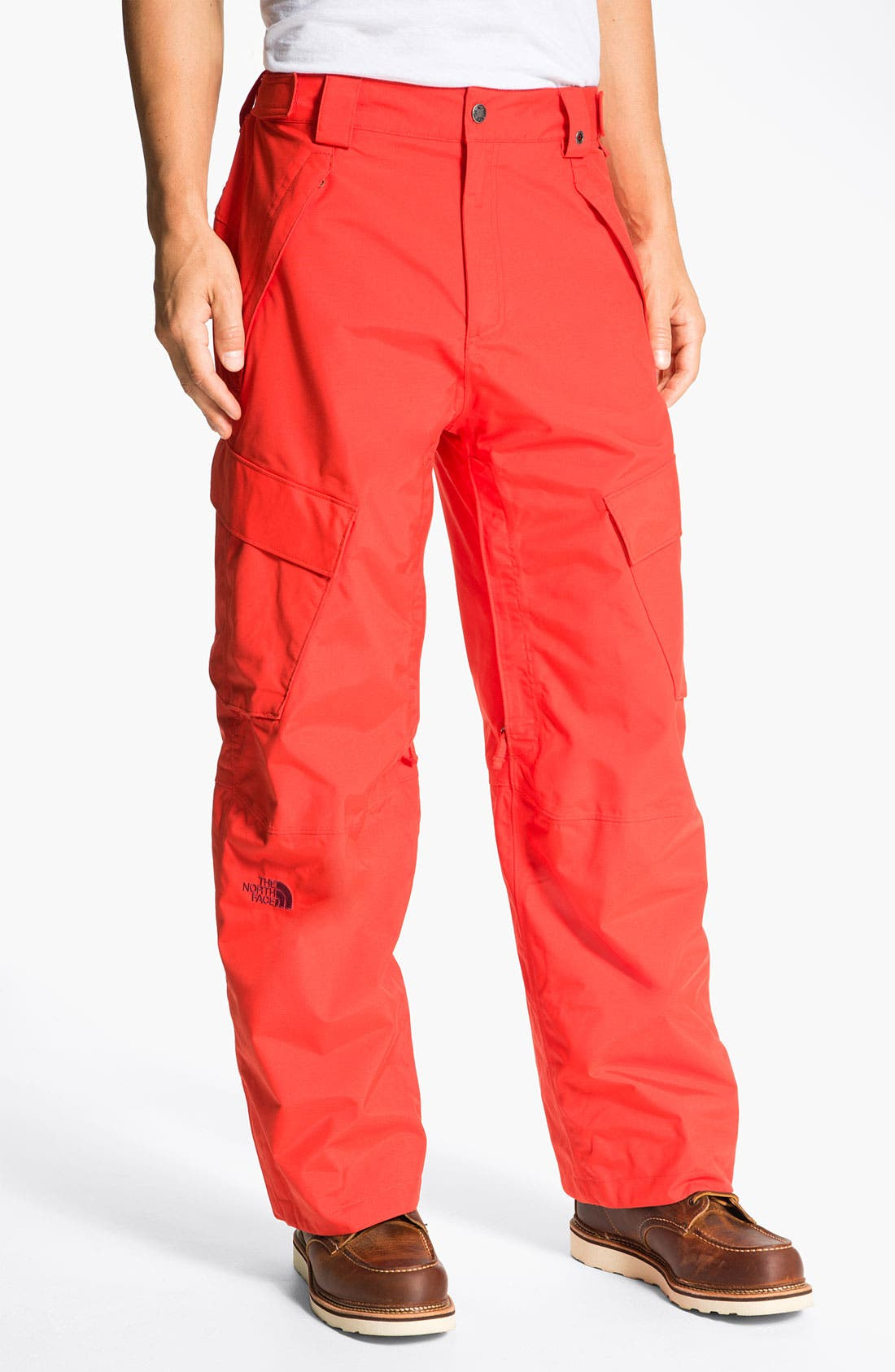 Alternate Image 1 Selected - The North Face 'Slasher' Cargo Ski Pants (Online Only)