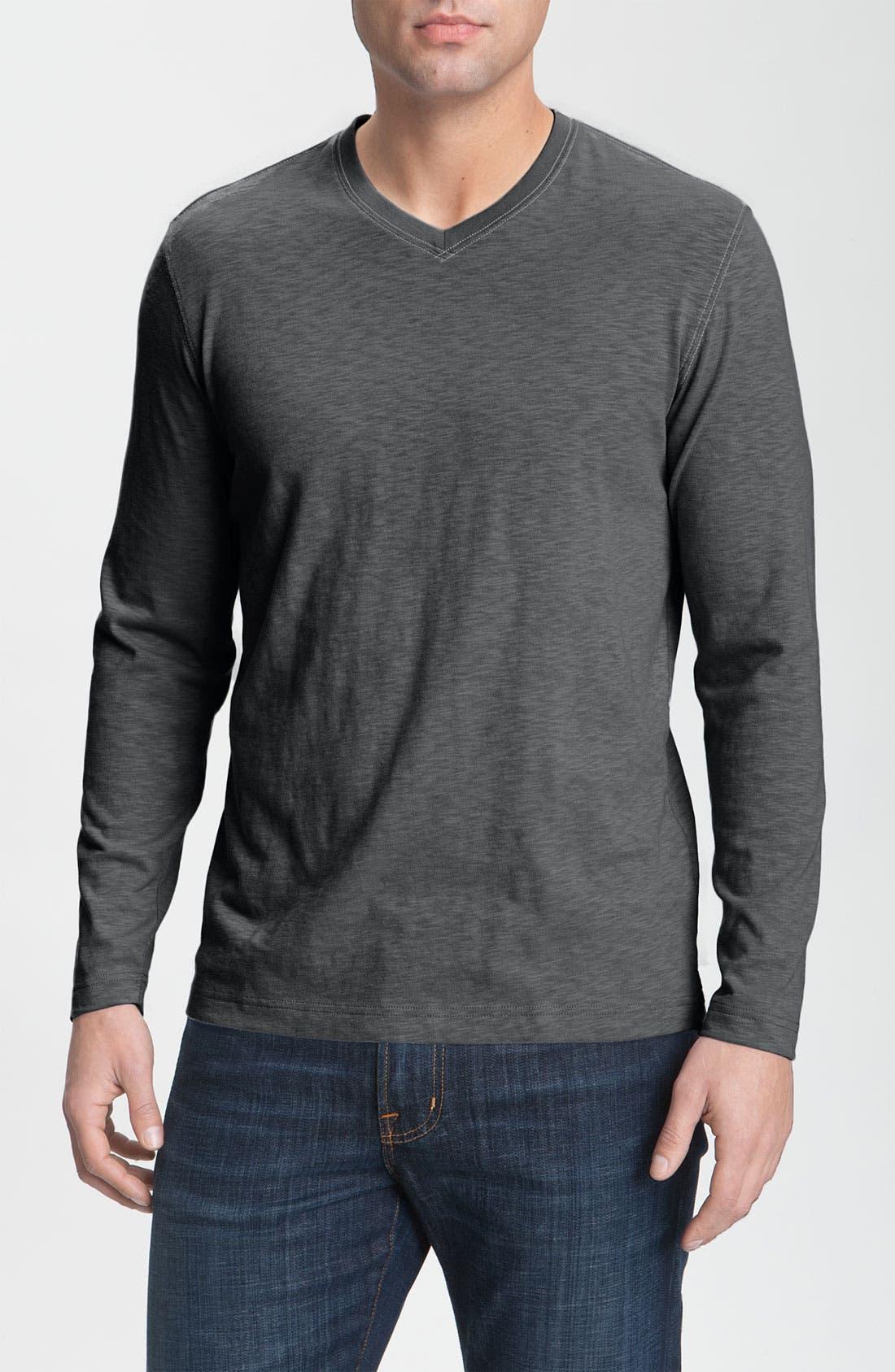 Alternate Image 1 Selected - Robert Barakett 'Miami' Long Sleeve T-Shirt