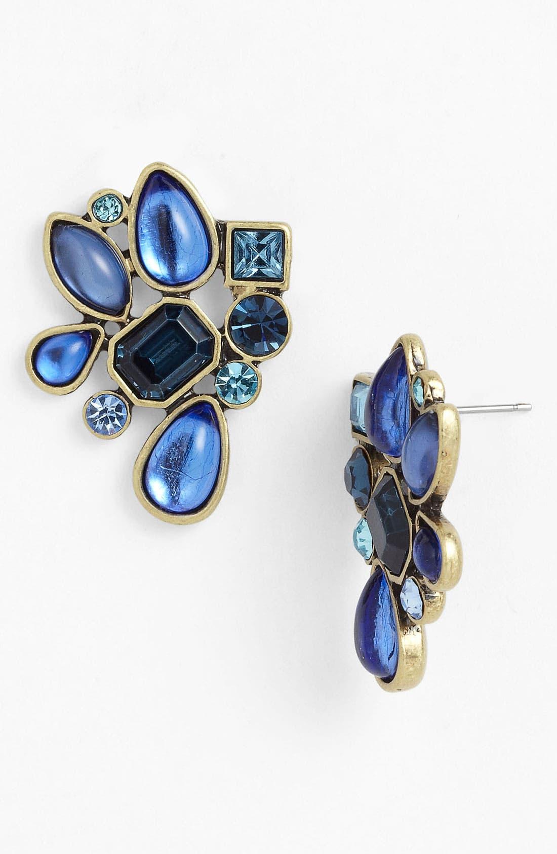 Alternate Image 1 Selected - Nordstrom 'Old Hollywood' Stud Earrings