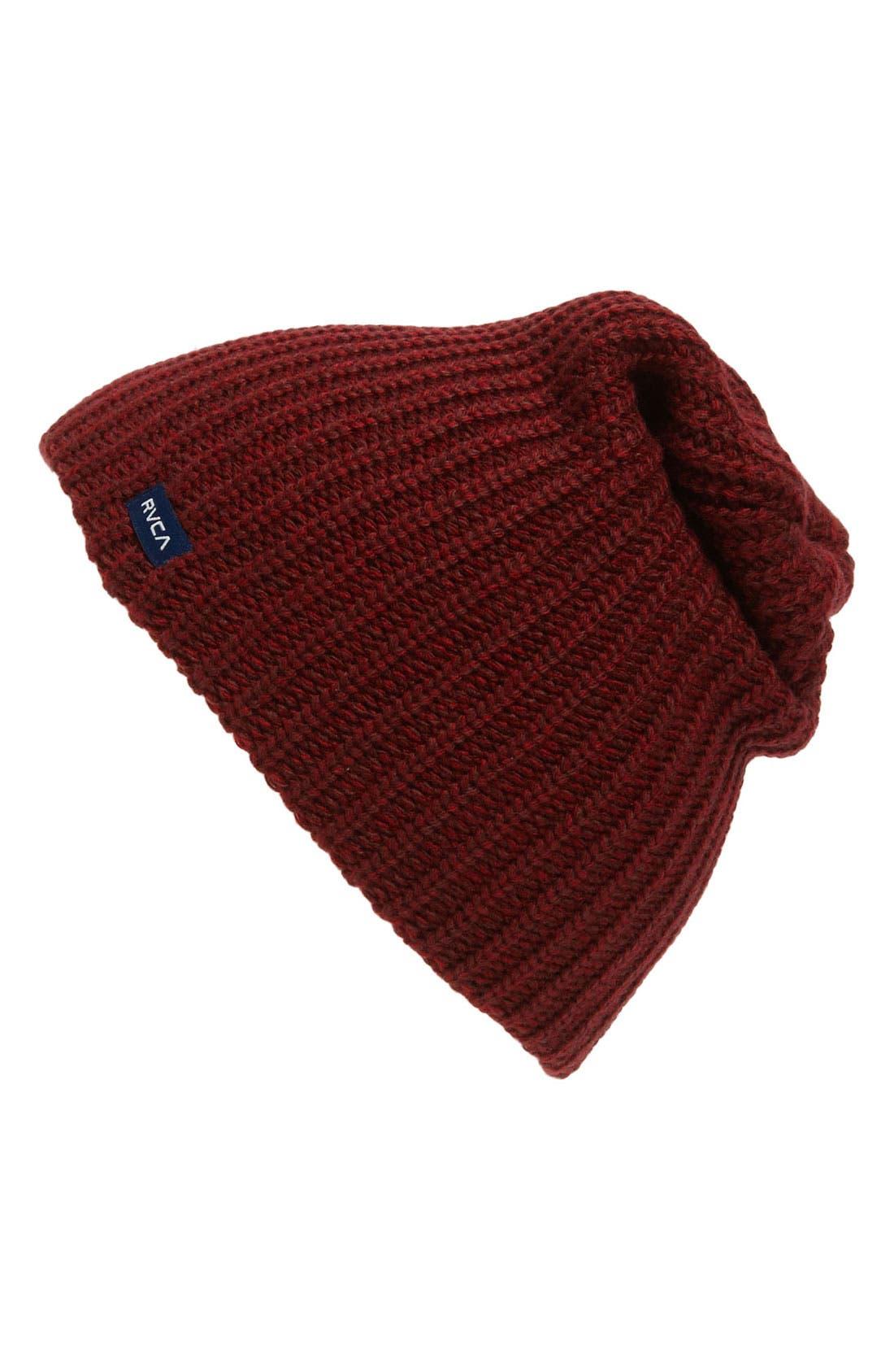 Main Image - RVCA 'Based' Knit Cap