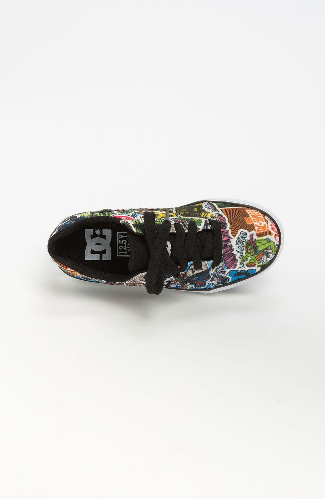 Alternate Image 3  - DC Shoes 'Bristol' Sneaker (Toddler, Little Kid & Big Kid)