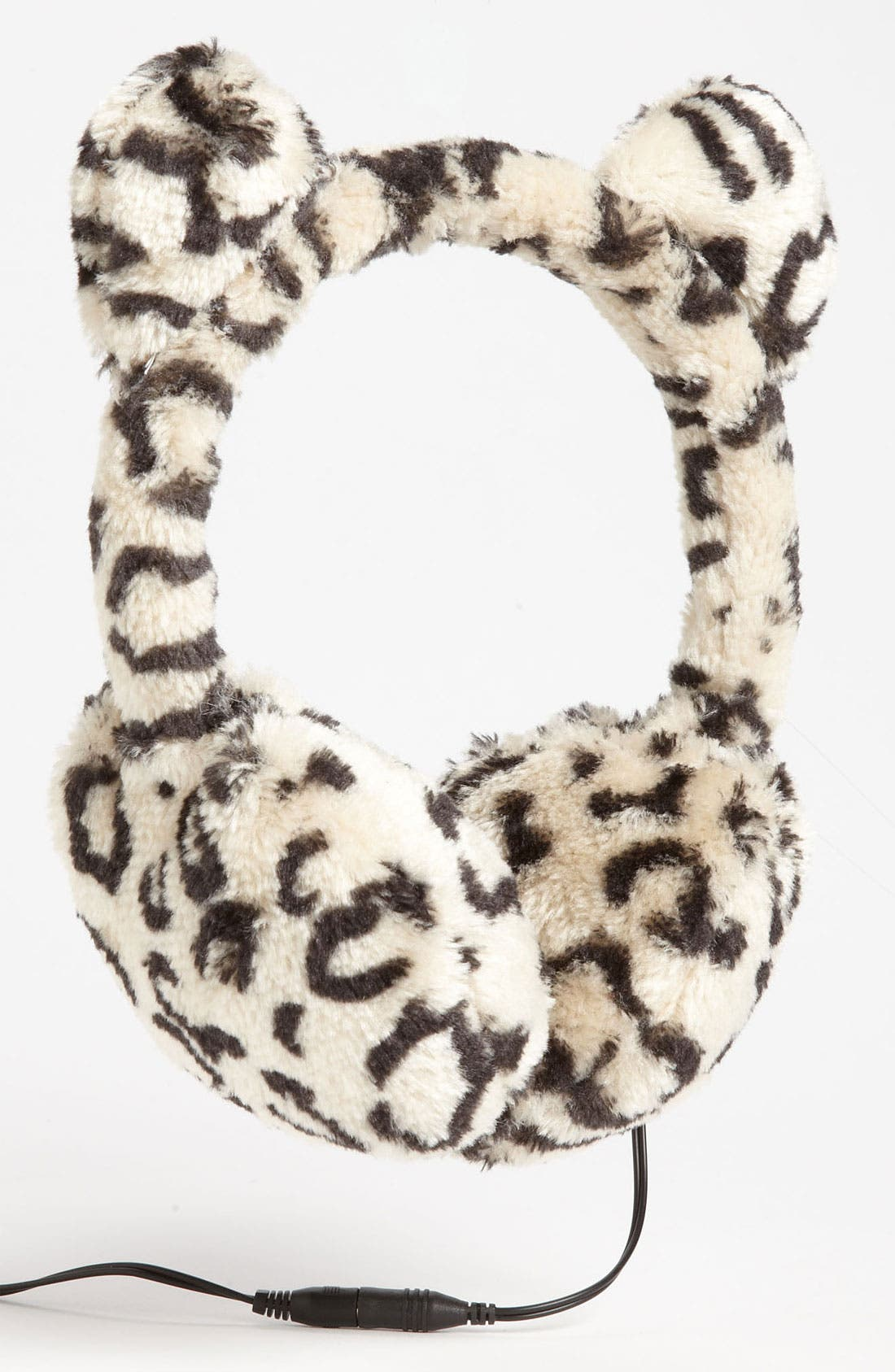 Main Image - The Accessory Collective Earmuff Headphones (Girls)