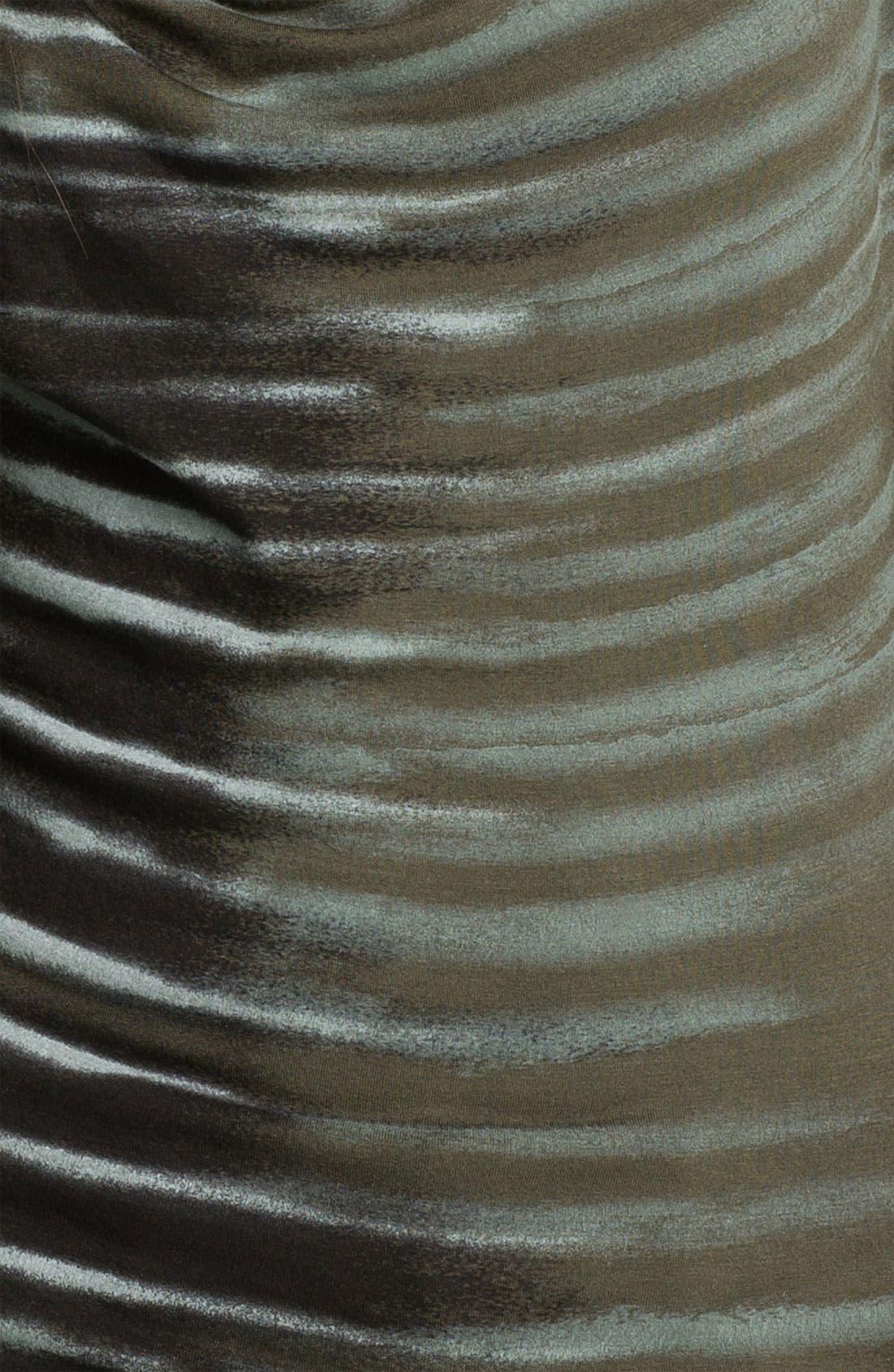 Alternate Image 3  - Edista 'Elisa' Drape Neck Top (Petite)