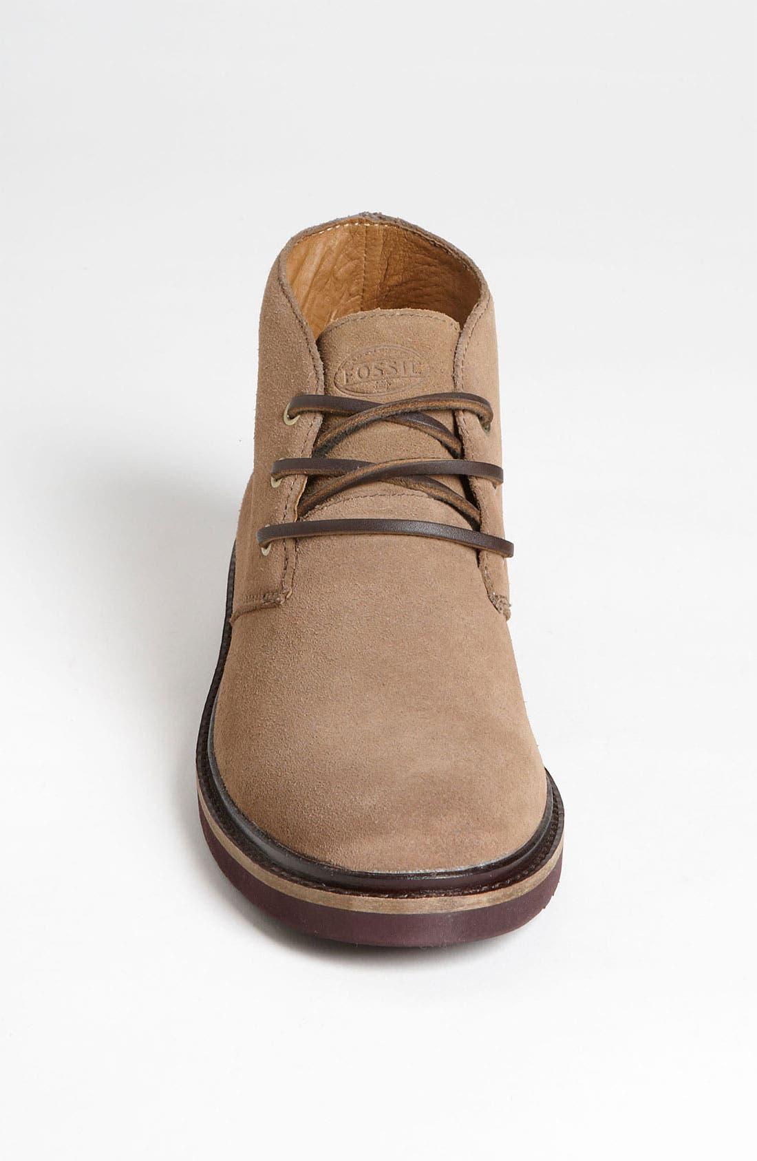 Alternate Image 3  - Fossil 'Winston' Chukka Boot