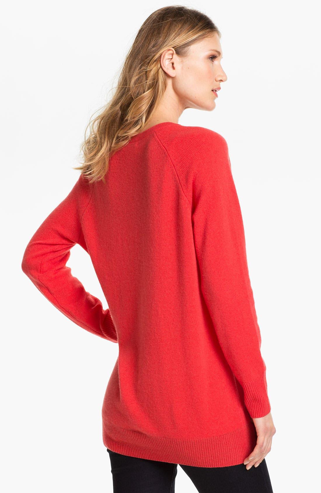 Alternate Image 2  - Equipment 'Asher' V-Neck Cashmere Sweater