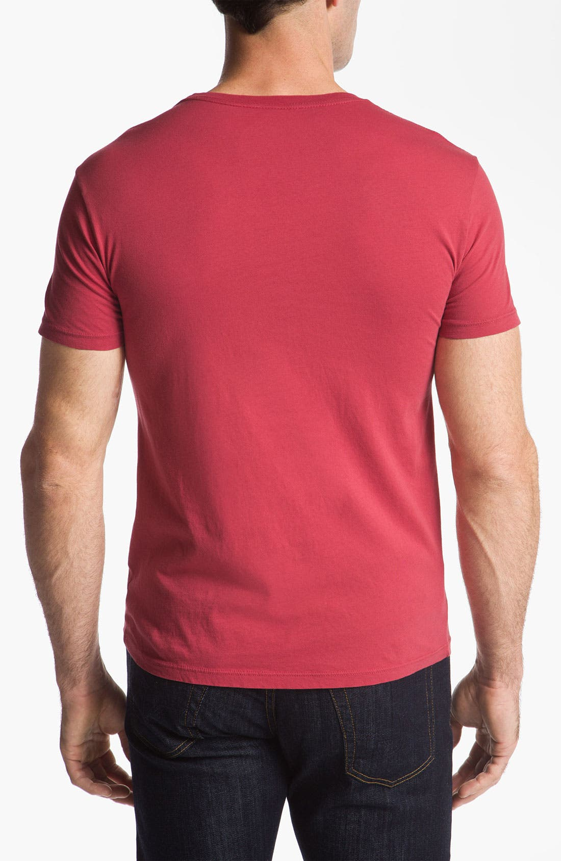 Alternate Image 2  - CXXVI 'Anchor Horseshoe' Graphic T-Shirt