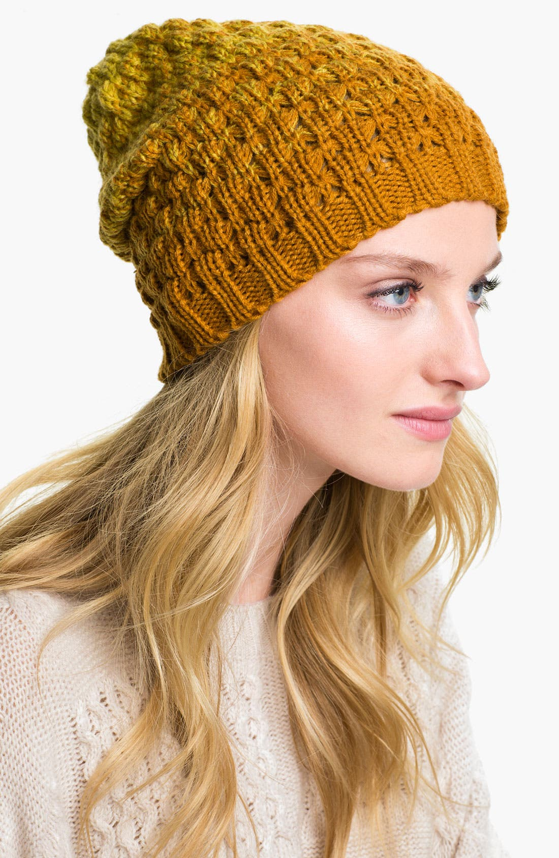 Alternate Image 1 Selected - Echo 'Ombré Bobble' Hat
