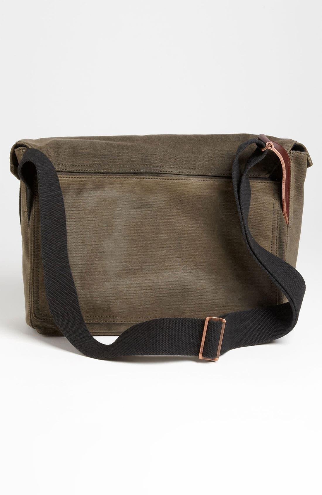 Alternate Image 2  - Jack Spade 'Cap' Canvas Messenger Bag