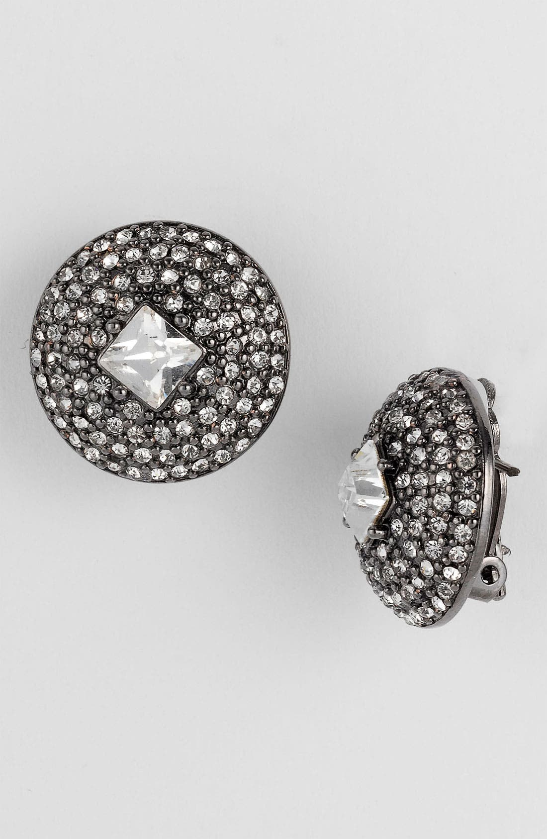 Main Image - Vince Camuto Clip Earrings