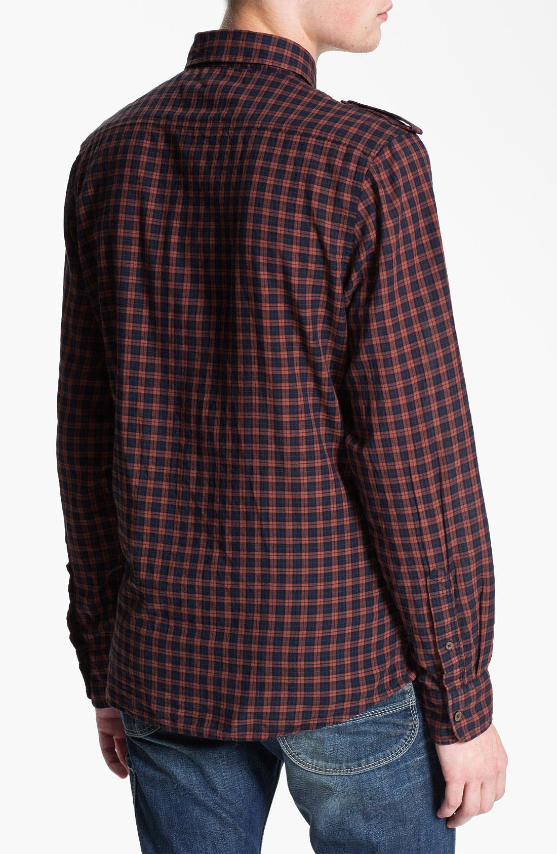 Alternate Image 2  - Zanerobe 'Rad' Woven Shirt