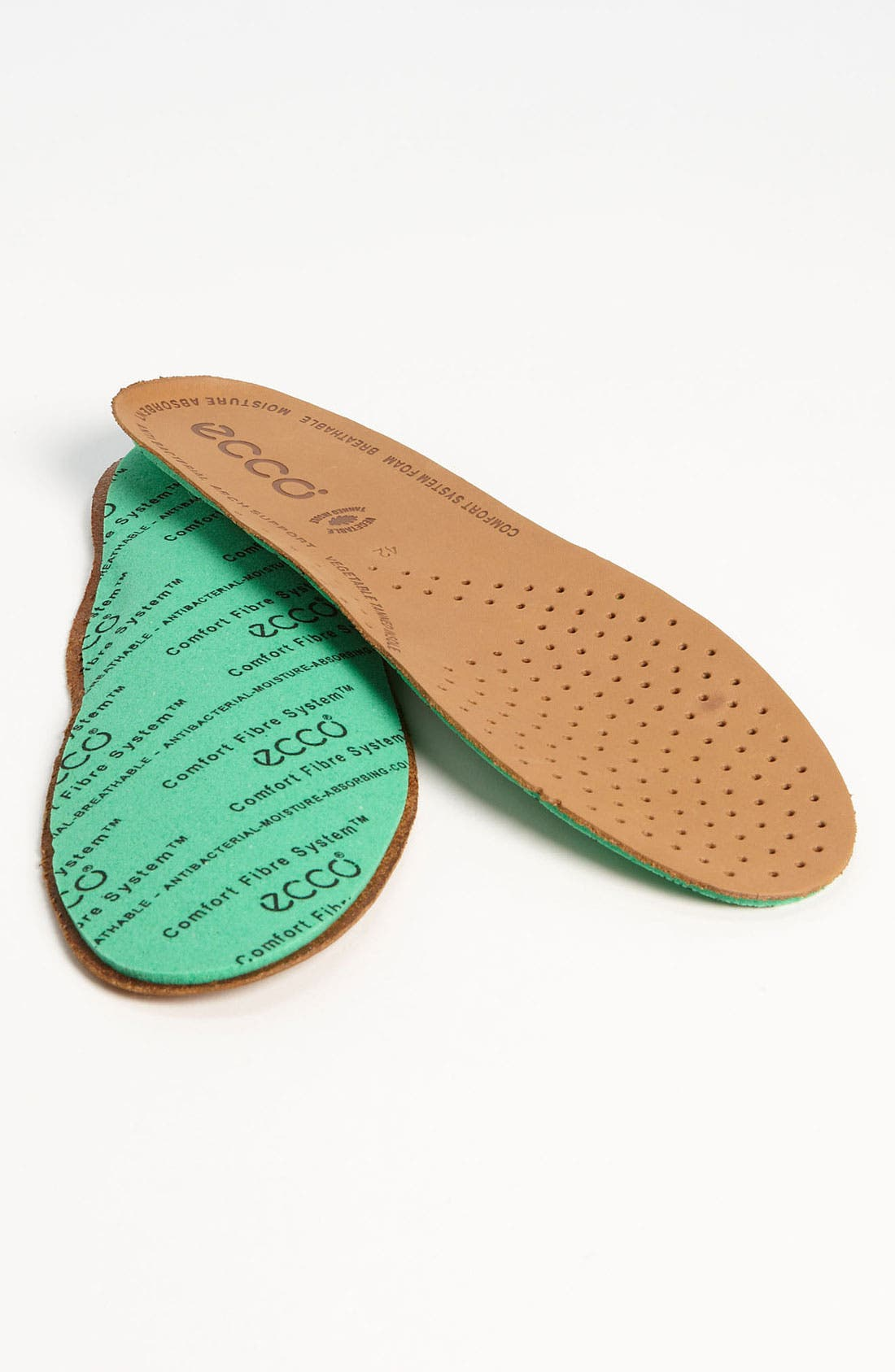 Alternate Image 1 Selected - ECCO 'Comfort Fibre' Insoles (Men)