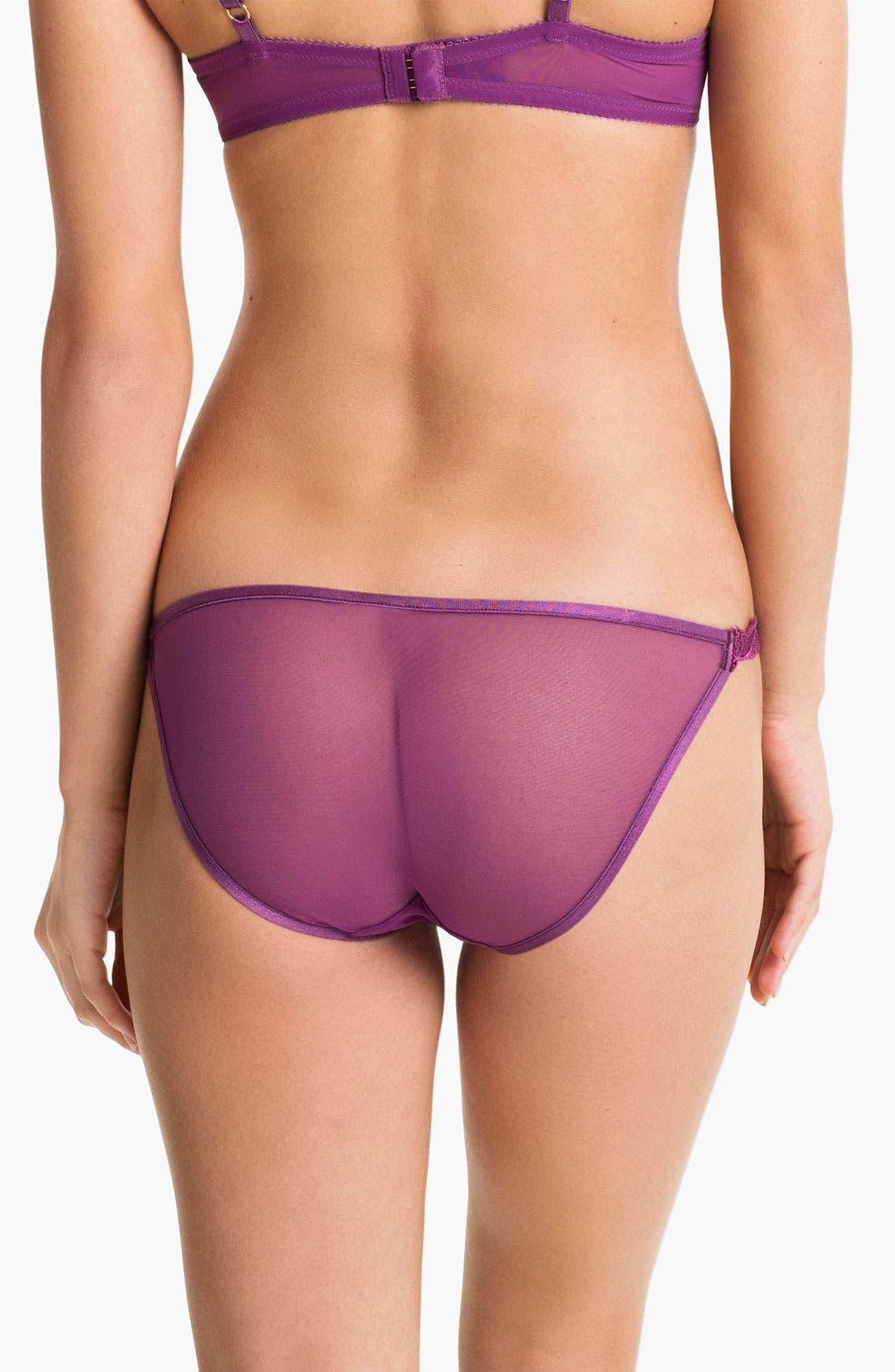 Alternate Image 2  - Wacoal 'Intrigue' Bikini
