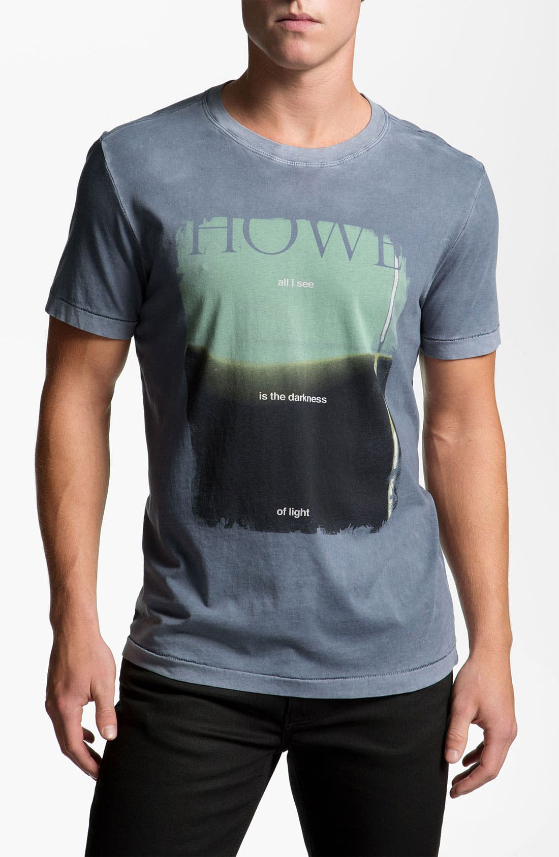 Alternate Image 1 Selected - Howe 'Darkness of Light' Graphic T-Shirt