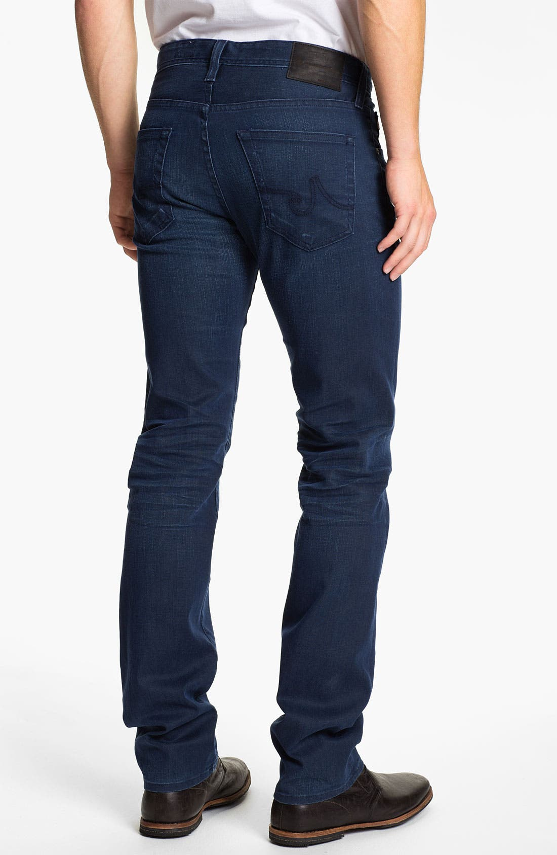 Alternate Image 2  - AG Jeans 'Matchbox' Slim Fit Jeans (3 Year Coated)